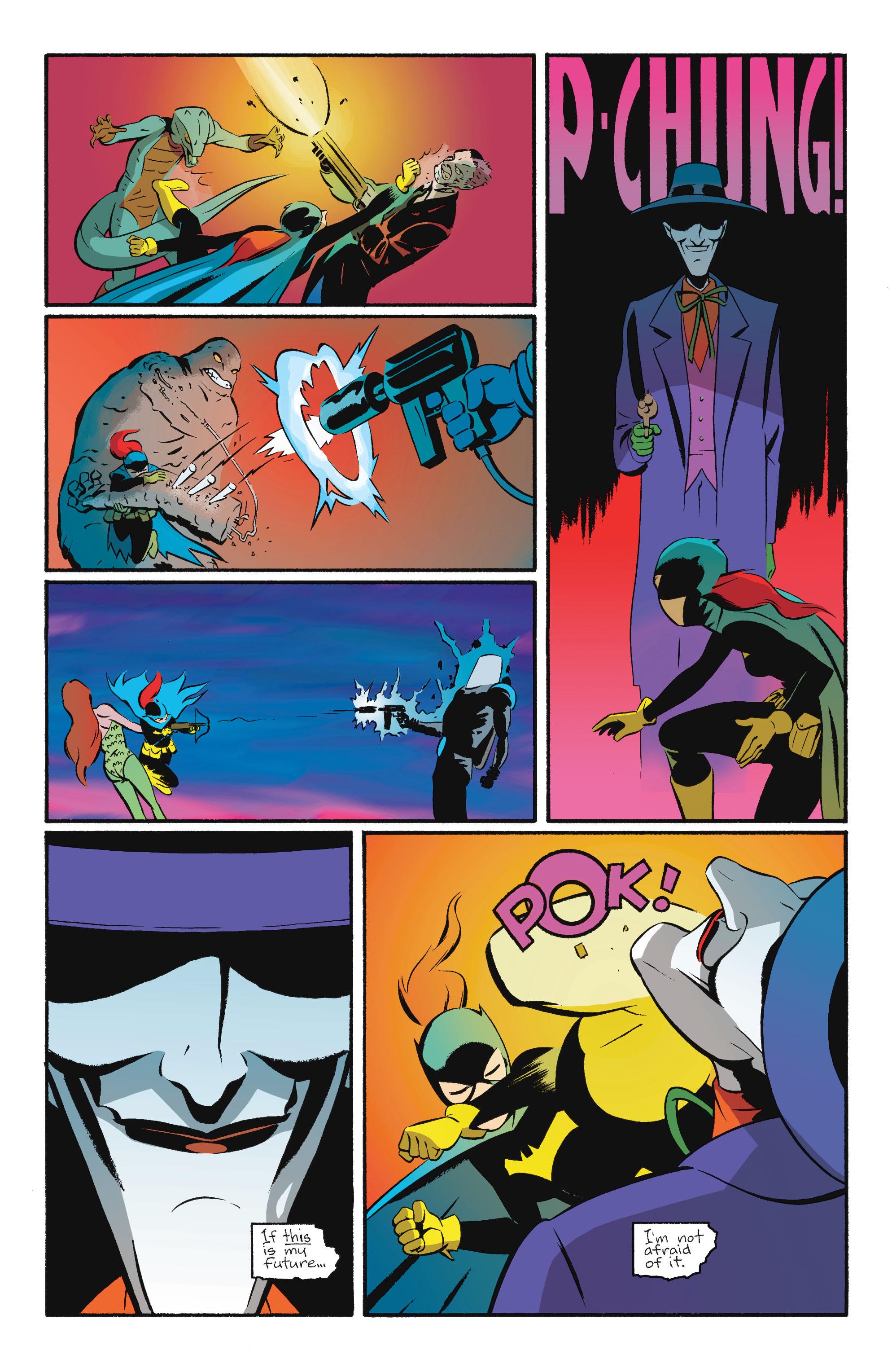 Read online Batgirl/Robin: Year One comic -  Issue # TPB 2 - 193