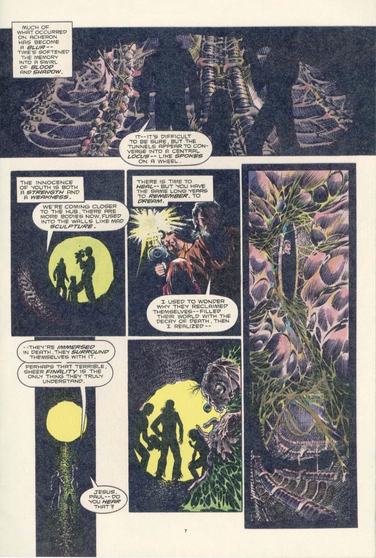 Read online Aliens: Earth War comic -  Issue #2 - 9