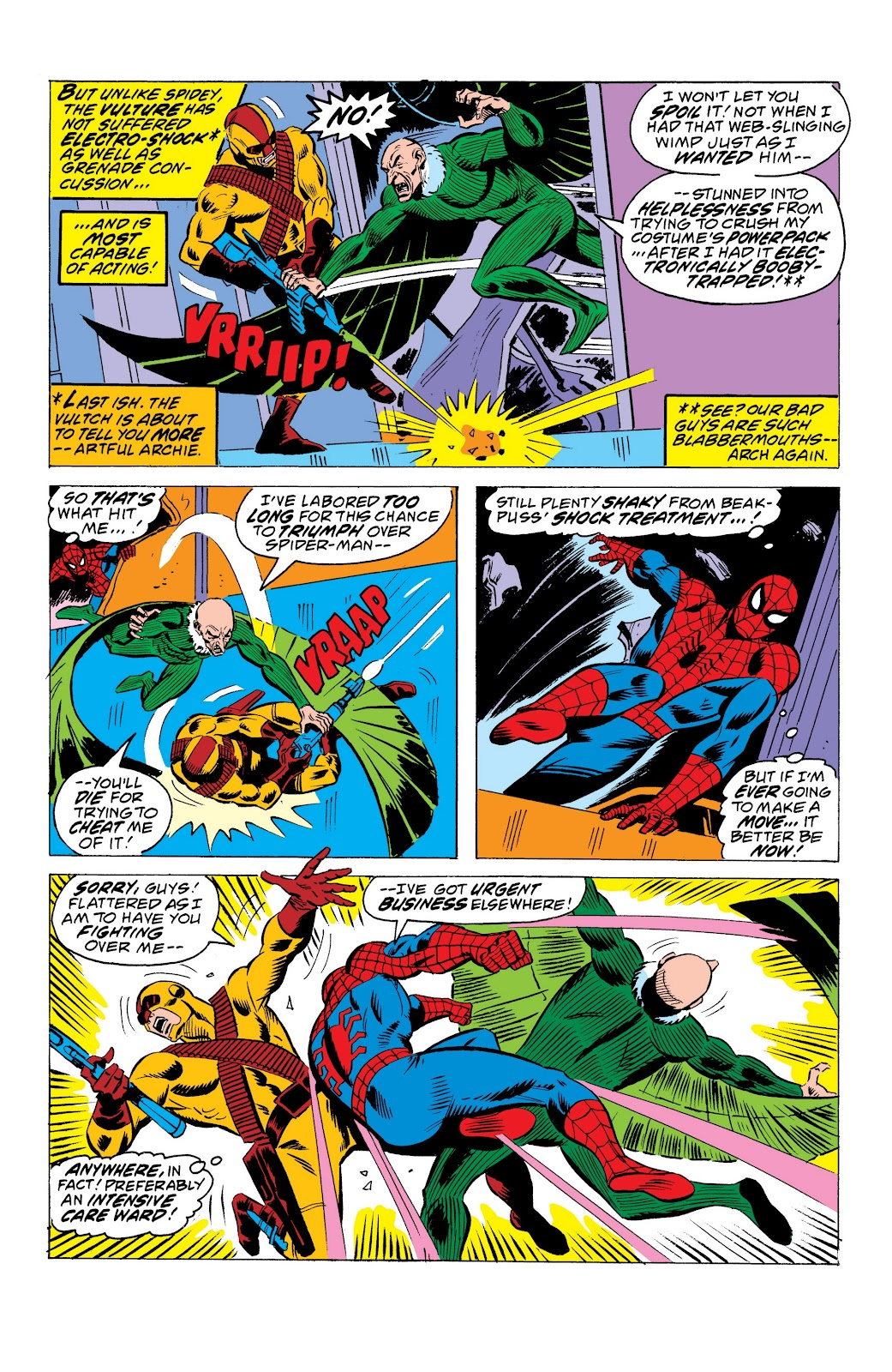 Read online Marvel Masterworks: The Spectacular Spider-Man comic -  Issue # TPB (Part 1) - 82
