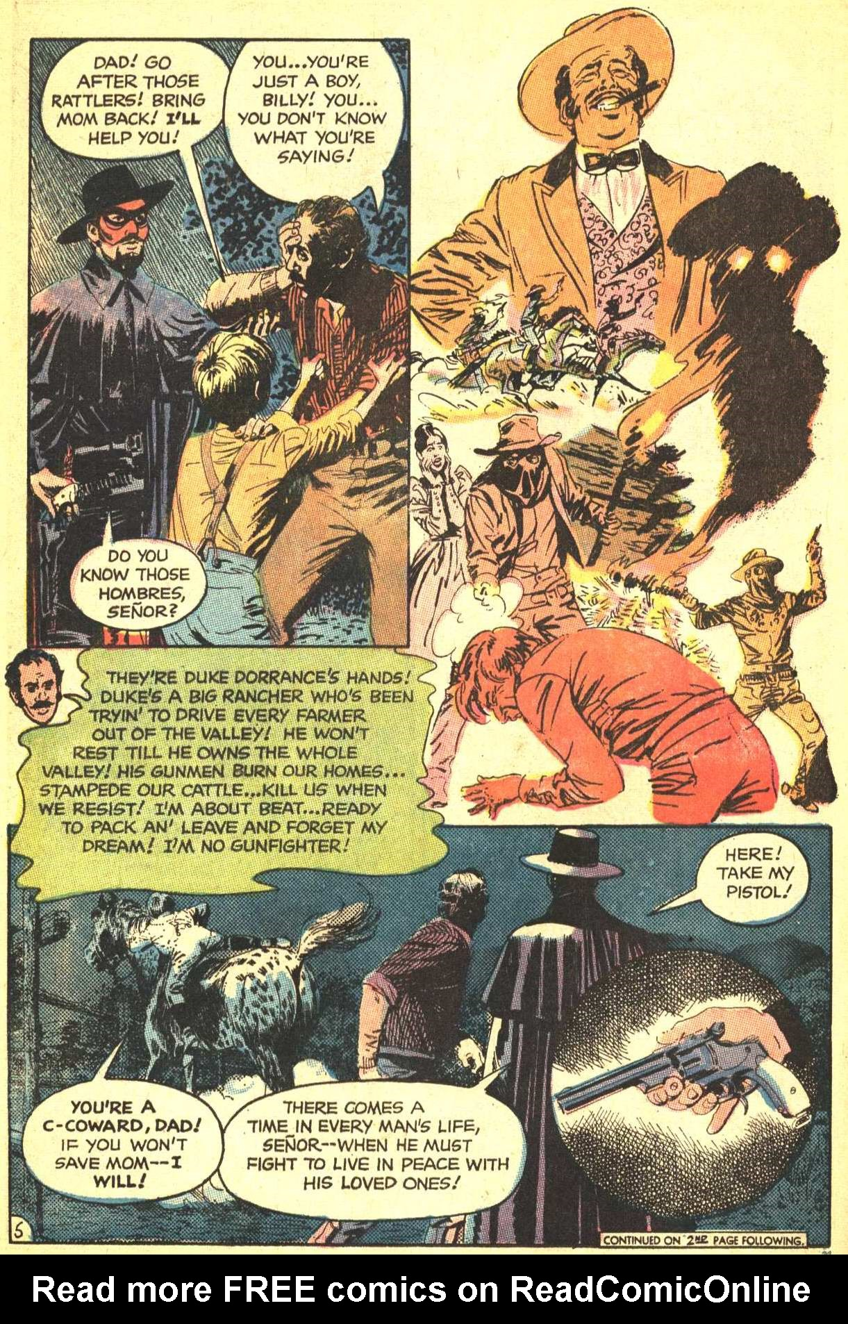 Read online All-Star Western (1970) comic -  Issue #4 - 22