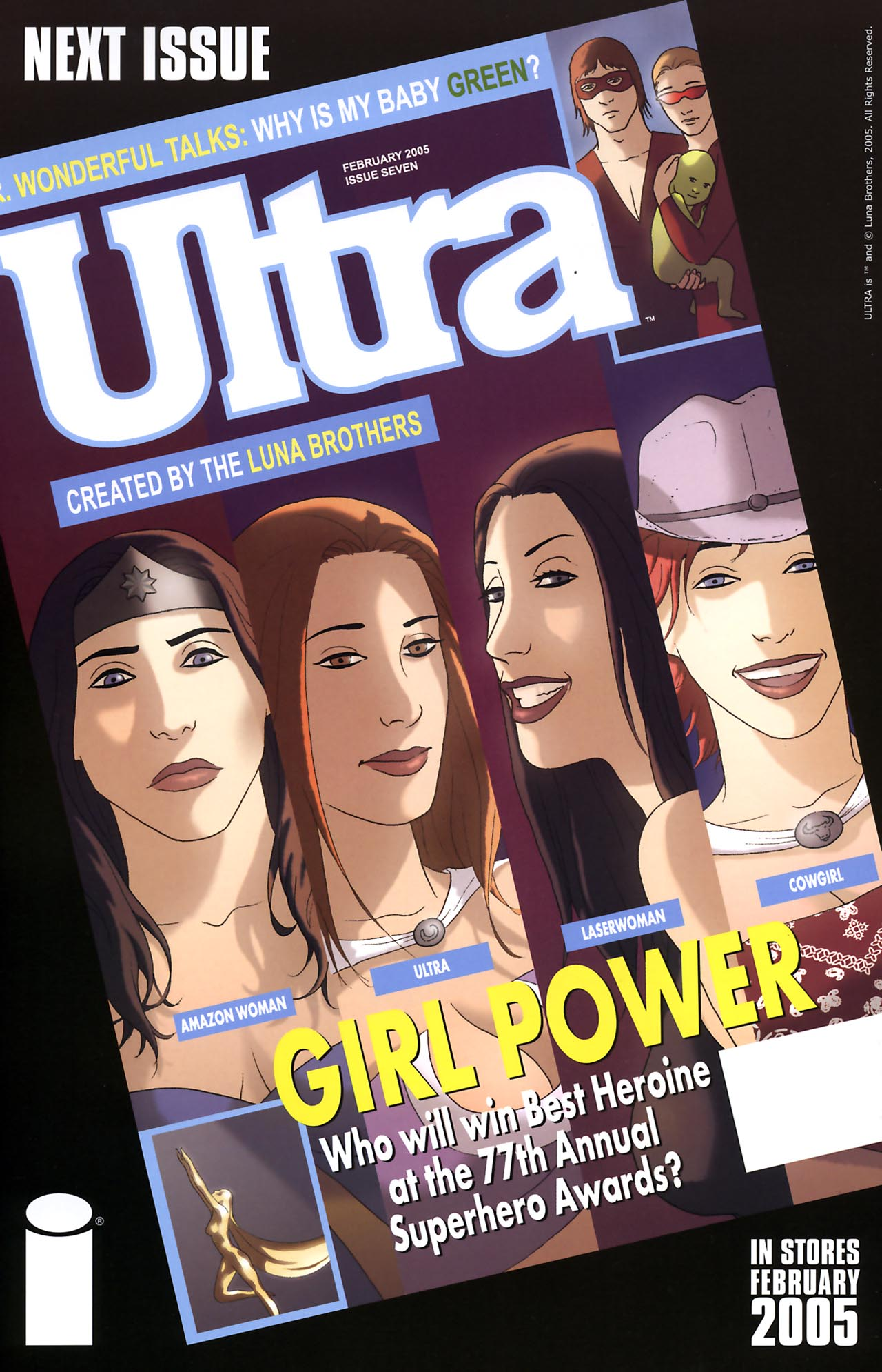 Read online Ultra comic -  Issue #6 - 29