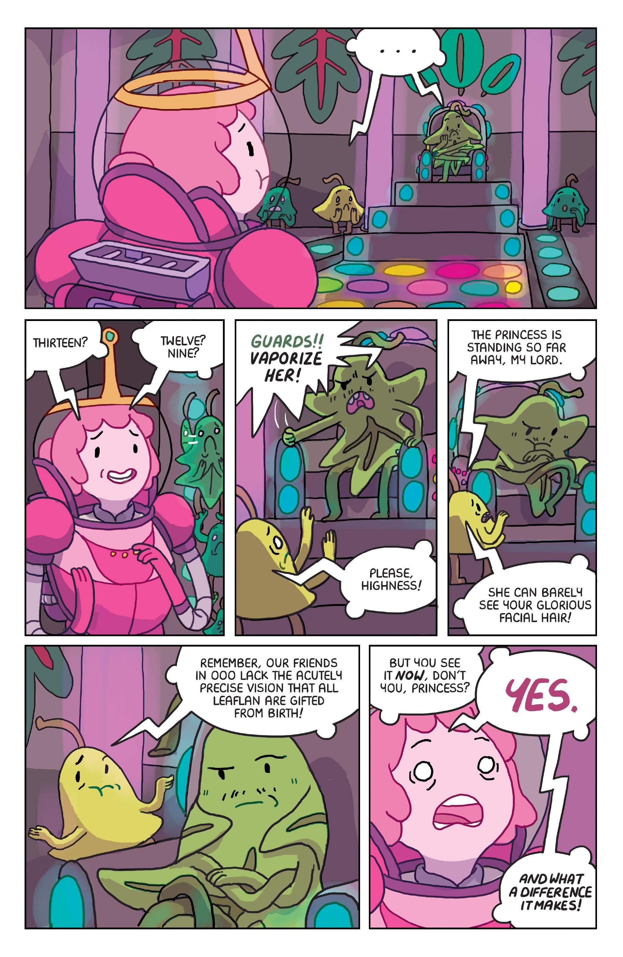 Read online Adventure Time: Marceline Gone Adrift comic -  Issue #4 - 18