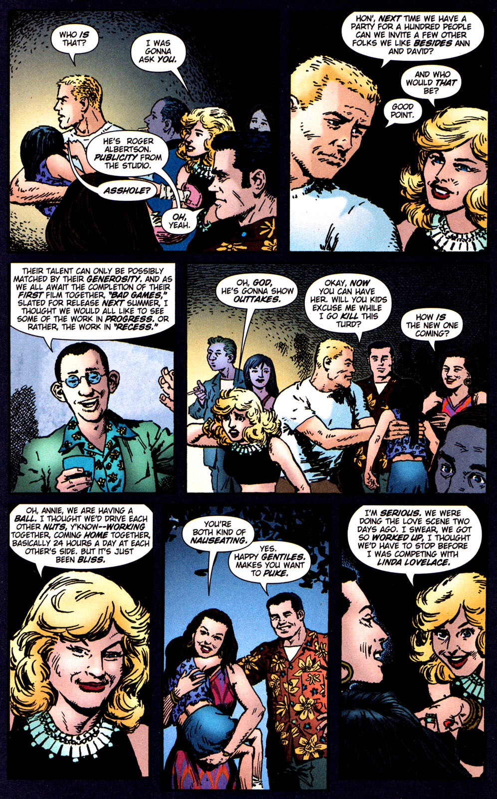 Read online Caper comic -  Issue #5 - 14