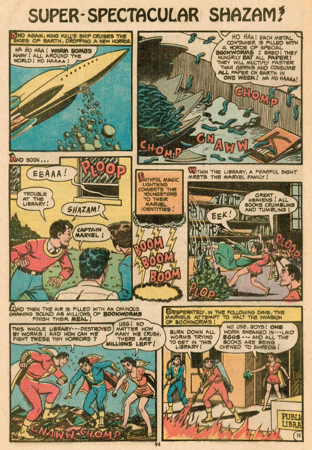 Read online Shazam! (1973) comic -  Issue #14 - 82