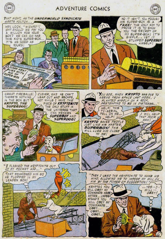 Read online Adventure Comics (1938) comic -  Issue #241 - 8