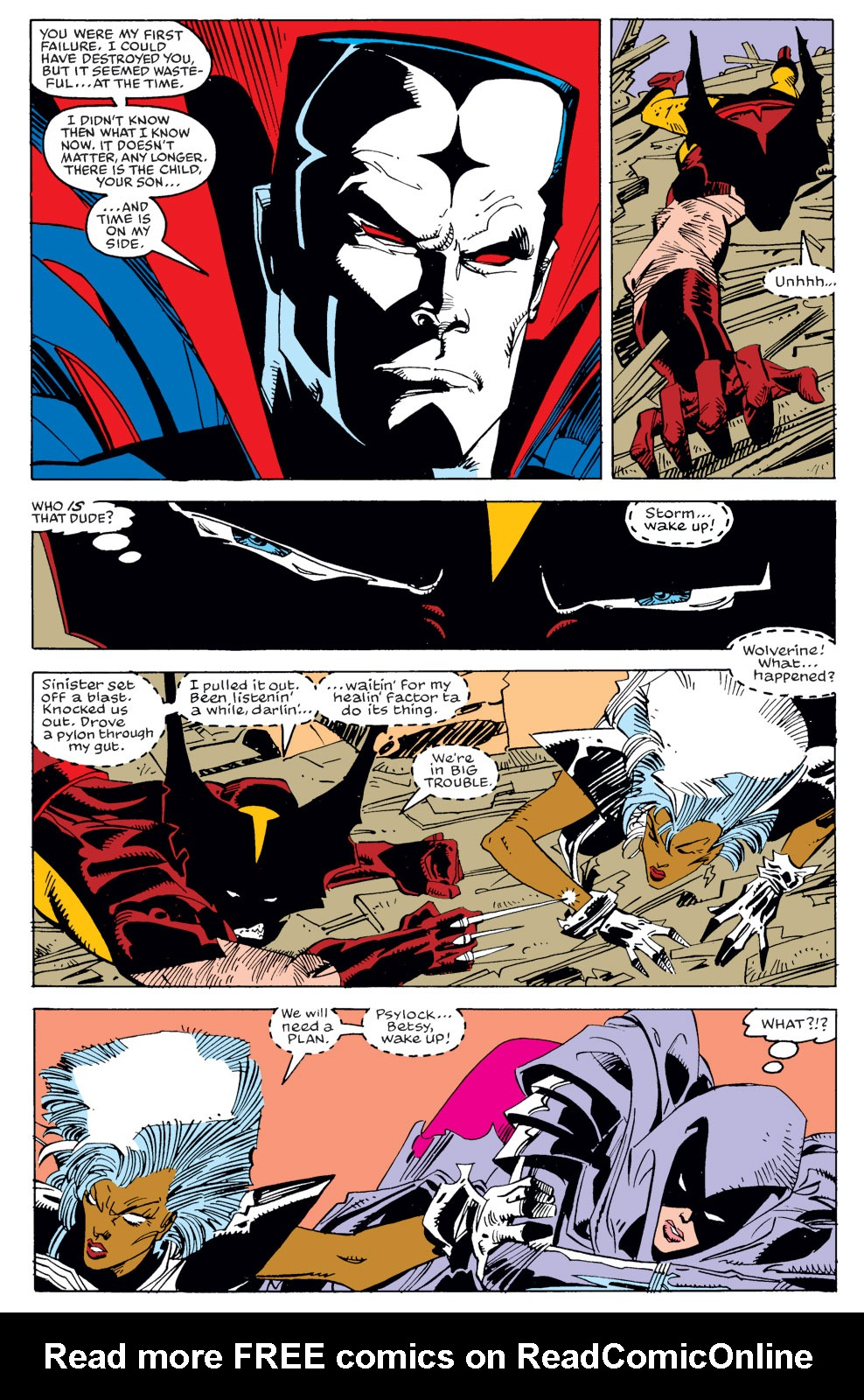 Read online X-Factor (1986) comic -  Issue #39 - 13