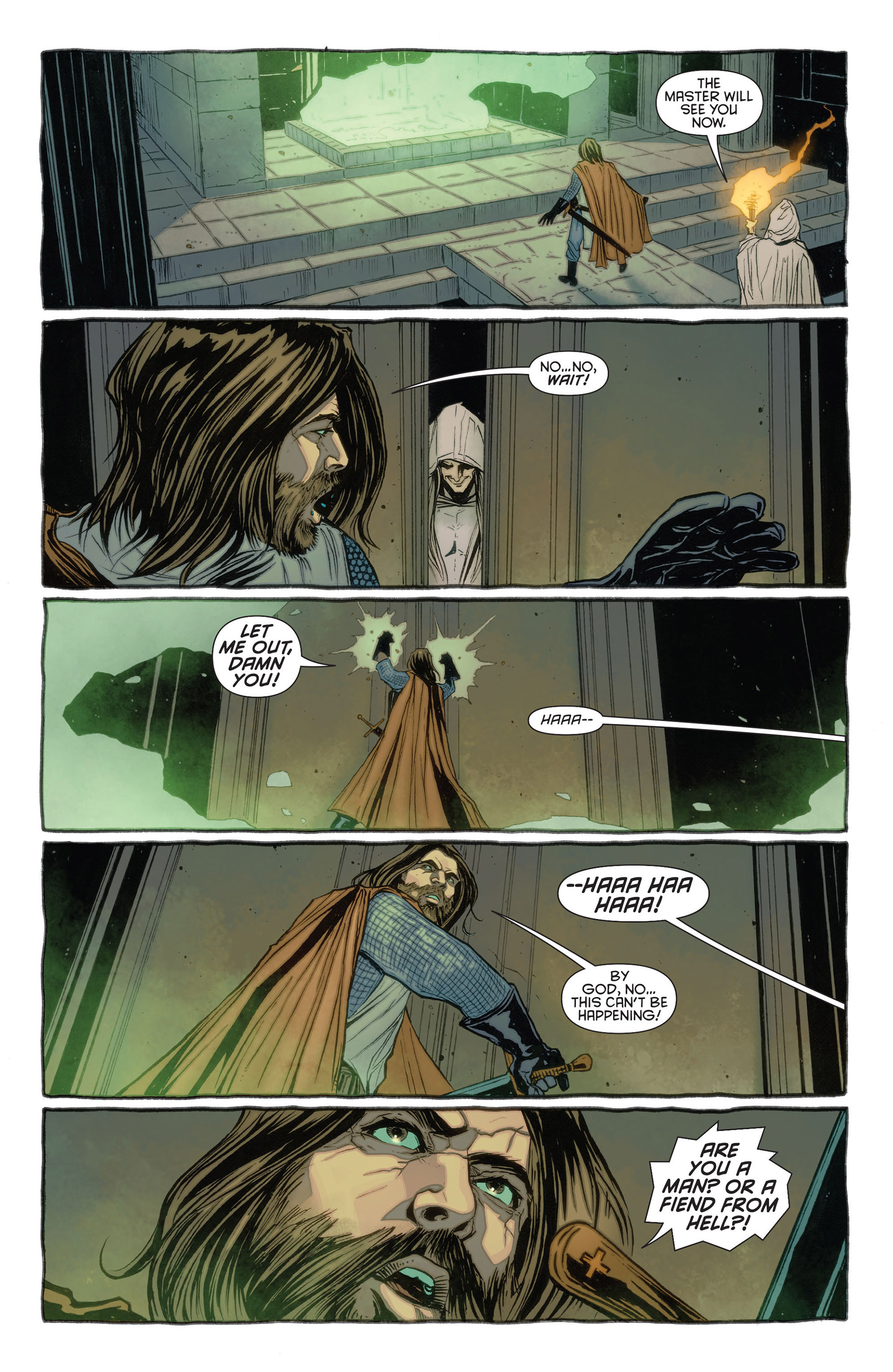 Read online Batman and Robin (2011) comic -  Issue #23.3 - 5