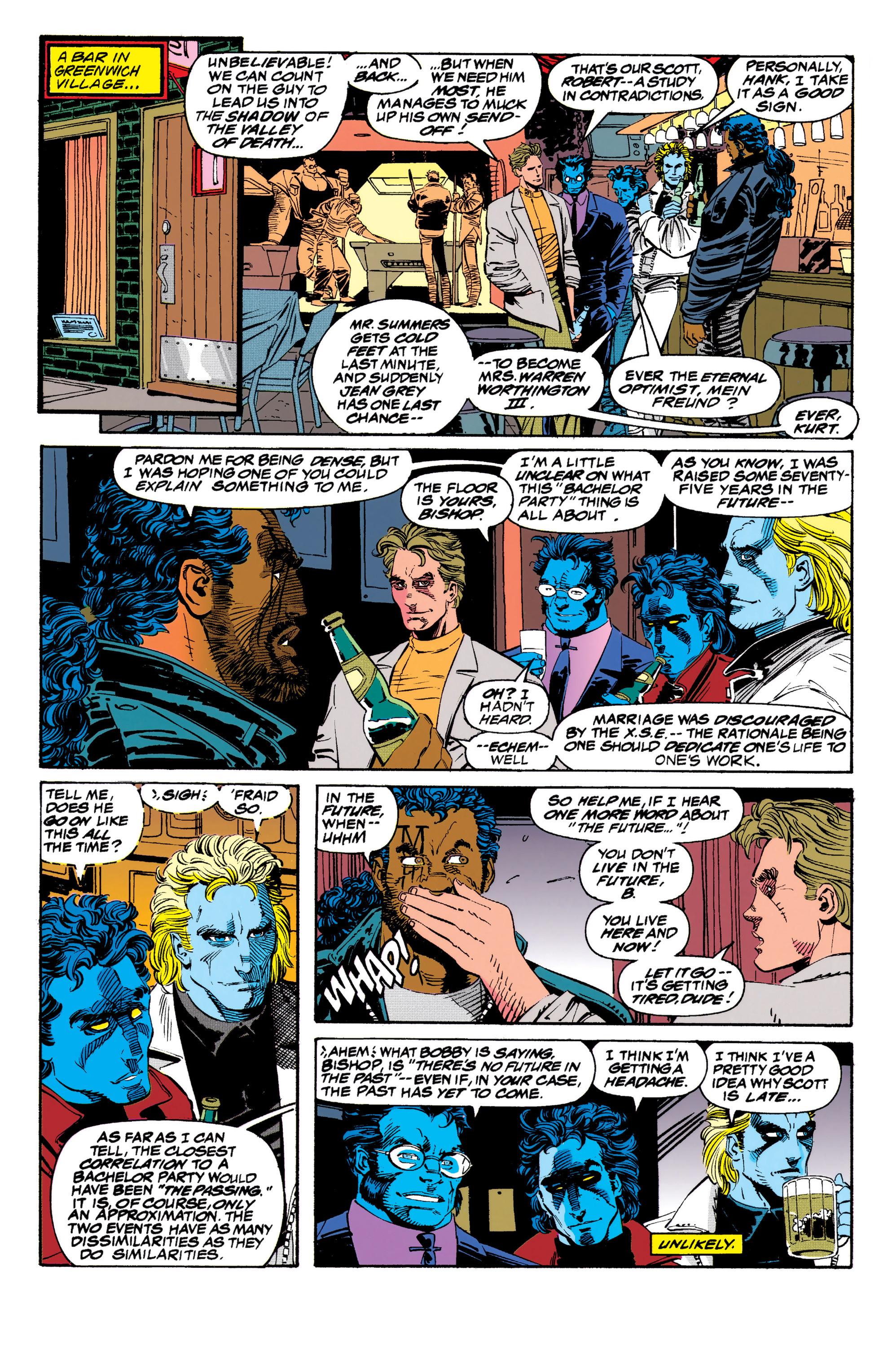 Read online Uncanny X-Men (1963) comic -  Issue #310 - 6