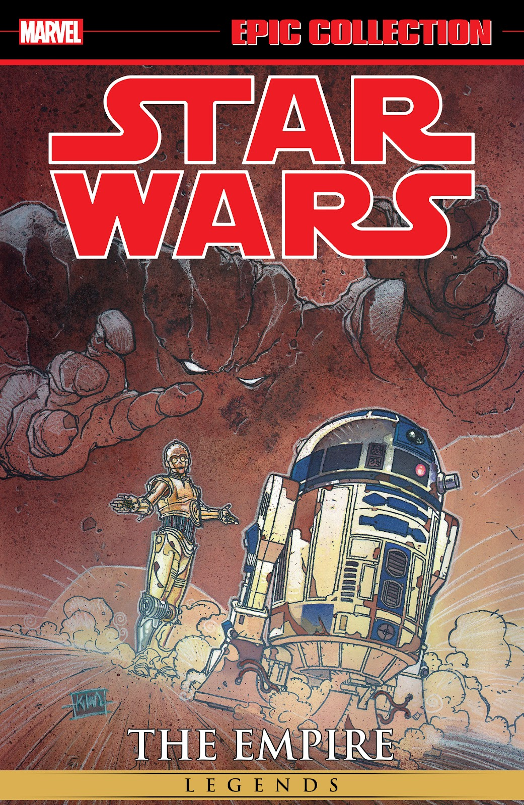 Read online Star Wars Legends Epic Collection: The Empire comic -  Issue # TPB 5 (Part 1) - 1