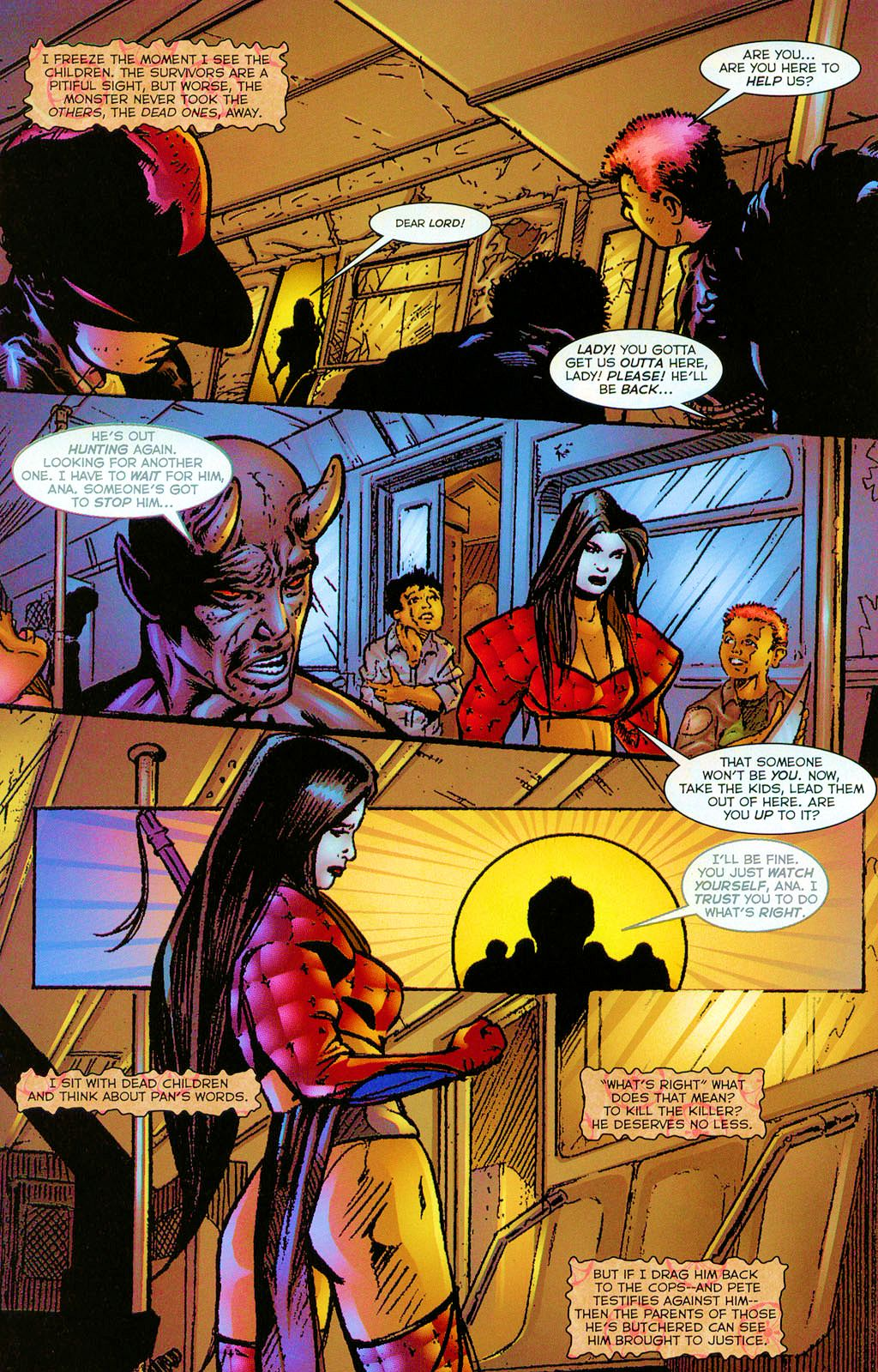 Read online Shi: The Series comic -  Issue #6 - 14