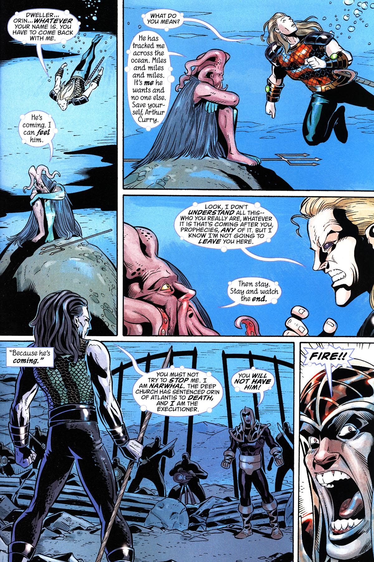 Read online Aquaman: Sword of Atlantis comic -  Issue #50 - 32