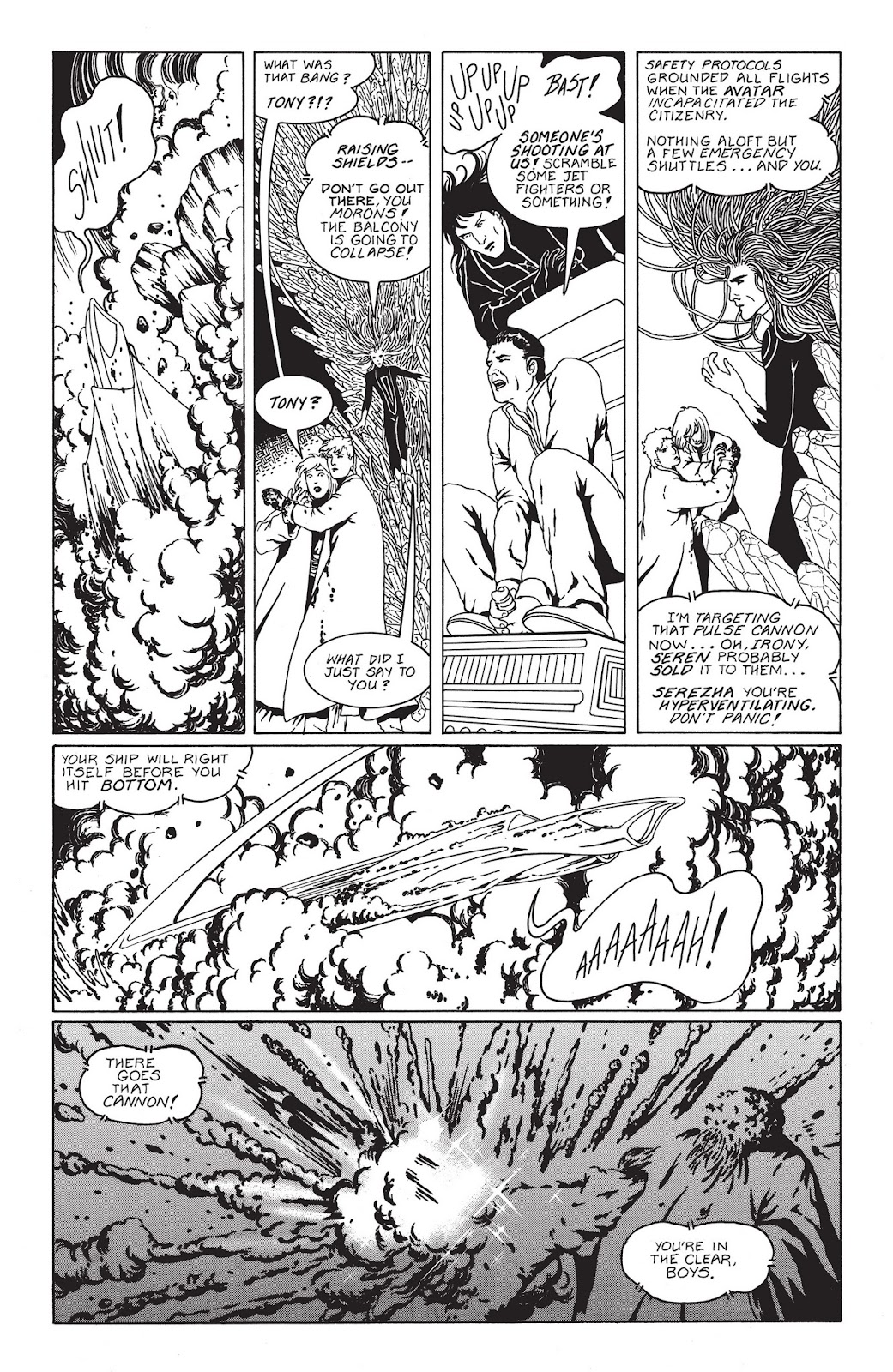 A Distant Soil (1991) issue 42 - Page 15