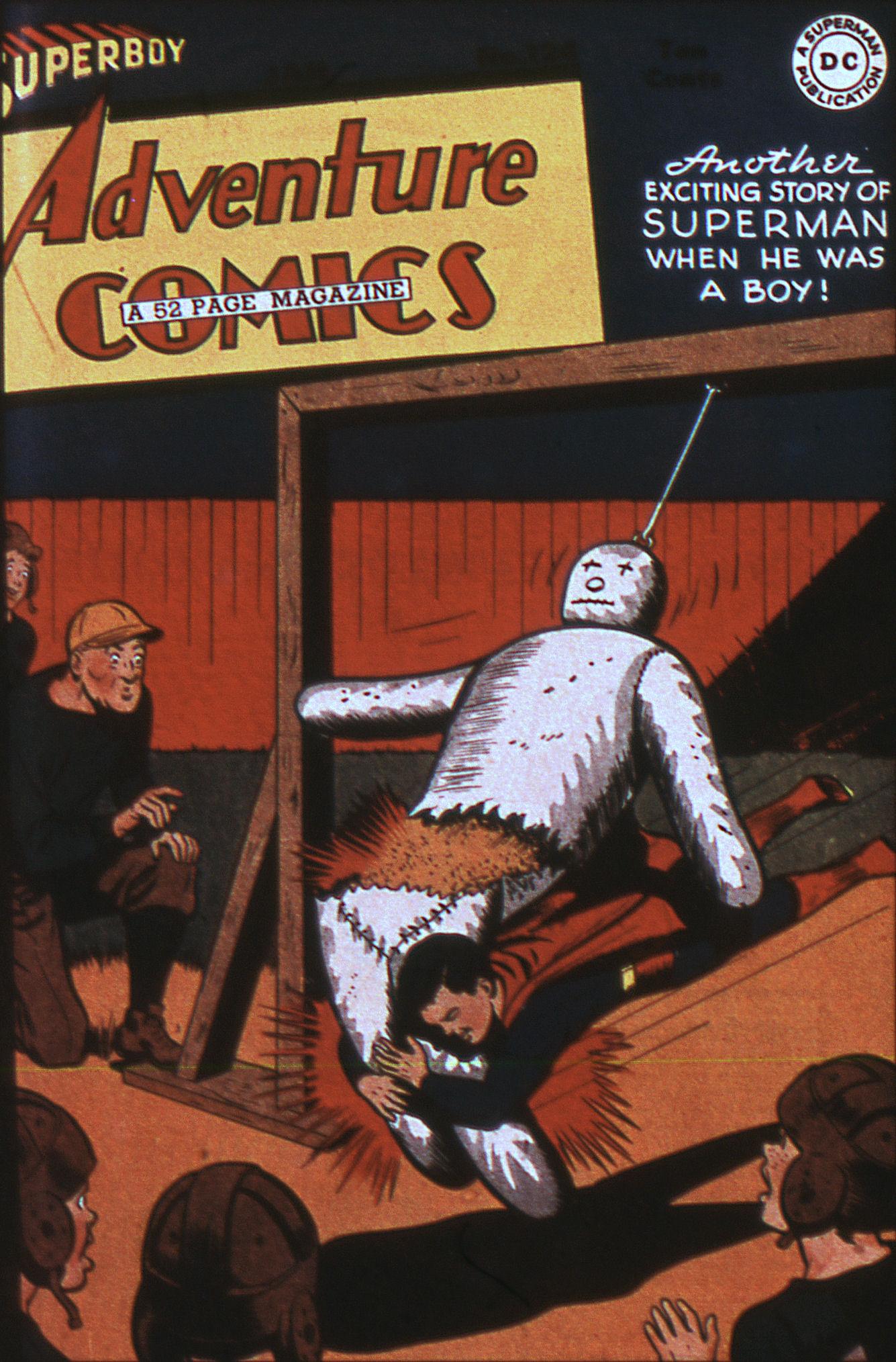 Read online Adventure Comics (1938) comic -  Issue #124 - 1