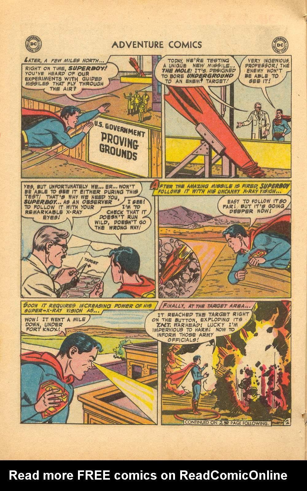 Read online Adventure Comics (1938) comic -  Issue #335 - 24