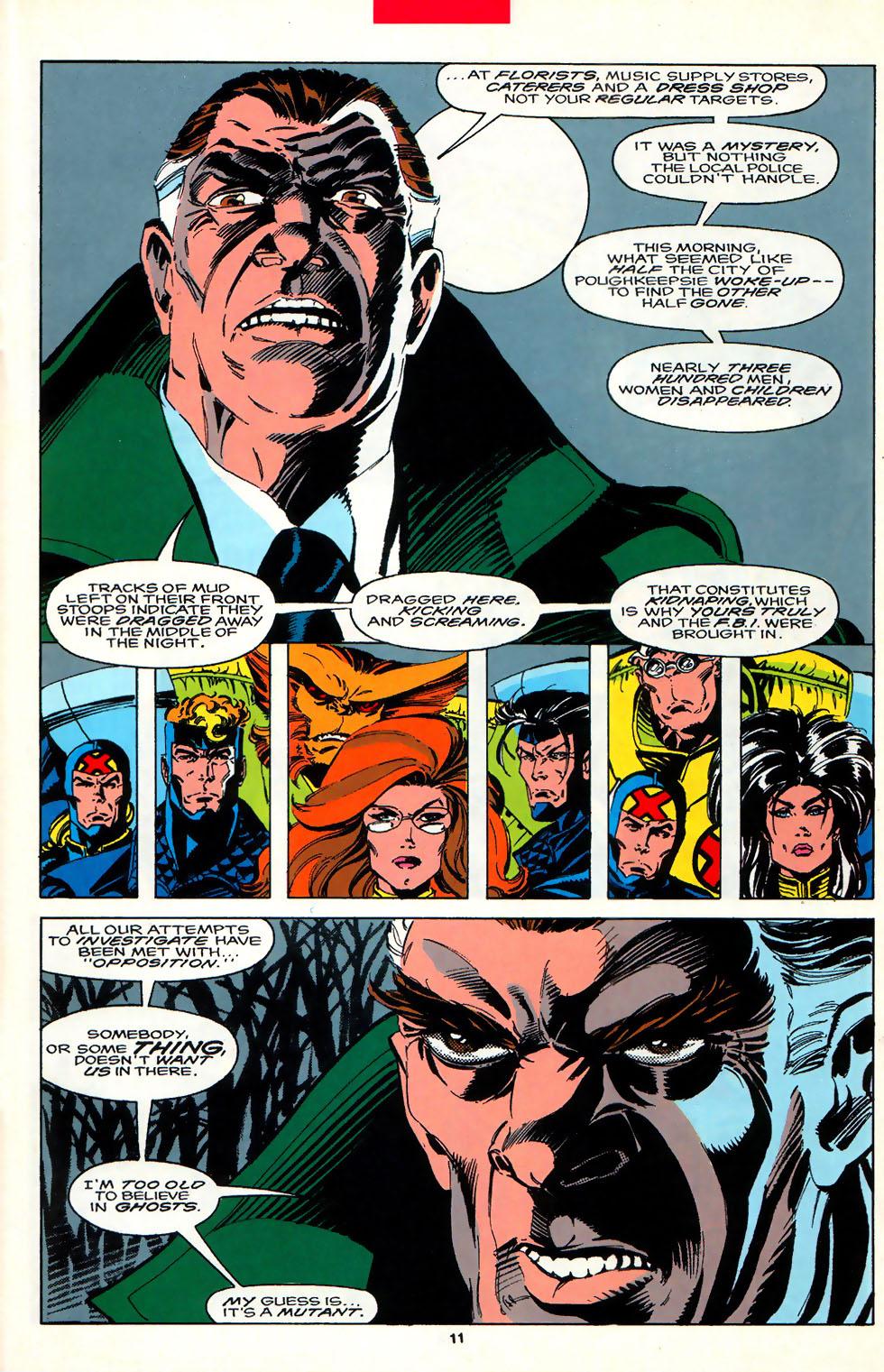 Read online Alpha Flight (1983) comic -  Issue #107 - 8