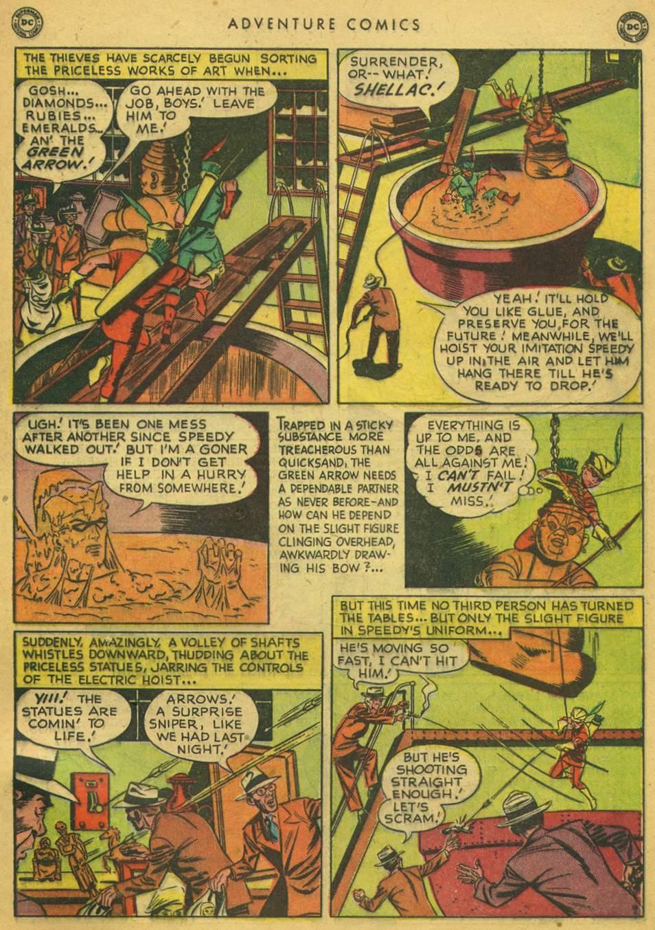 Read online Adventure Comics (1938) comic -  Issue #164 - 47