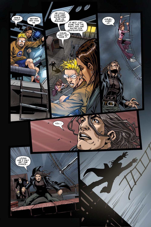 Read online Amazing Fantasy (2004) comic -  Issue #3 - 21