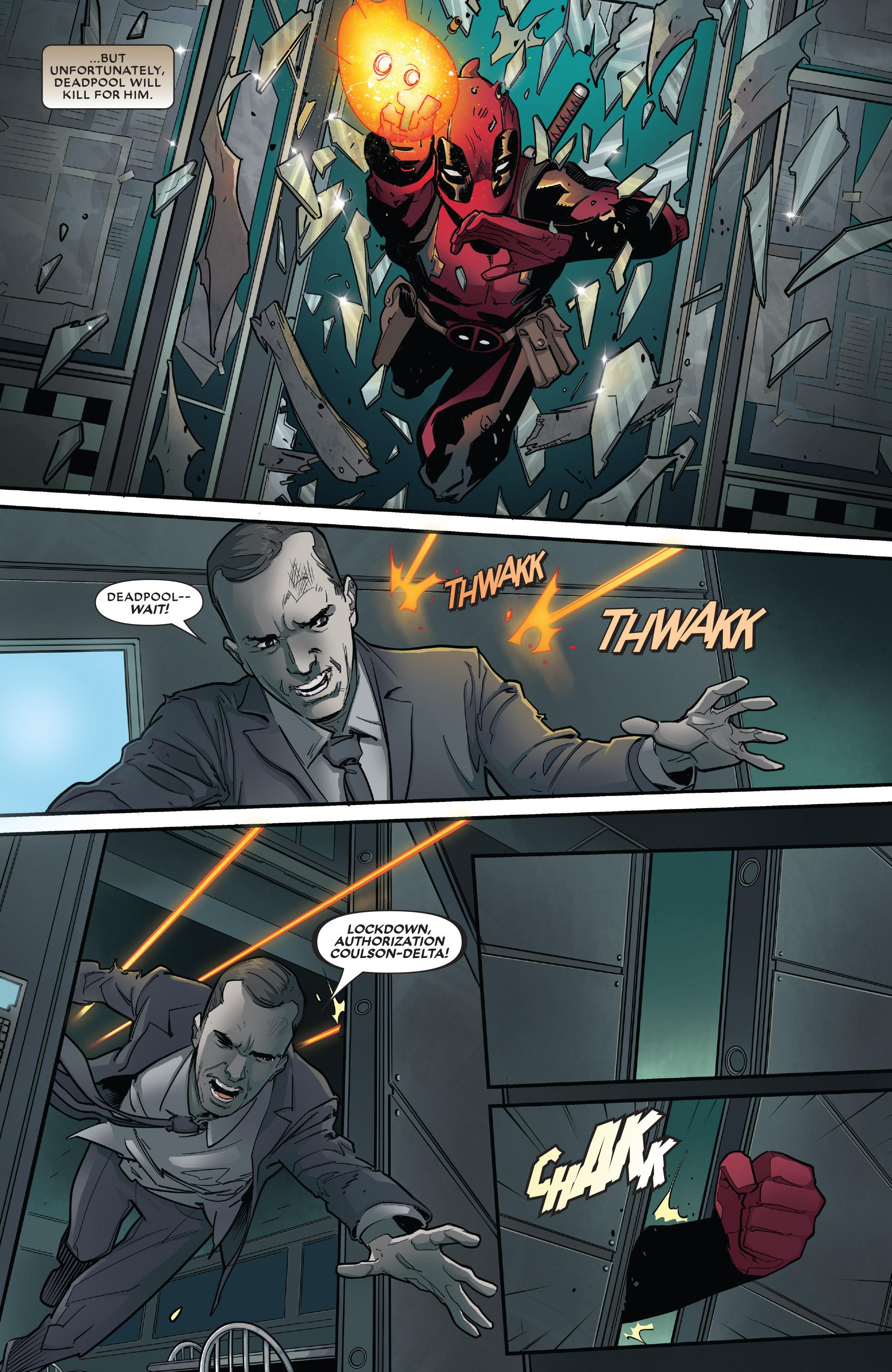 Read online Deadpool (2016) comic -  Issue #31 - 16