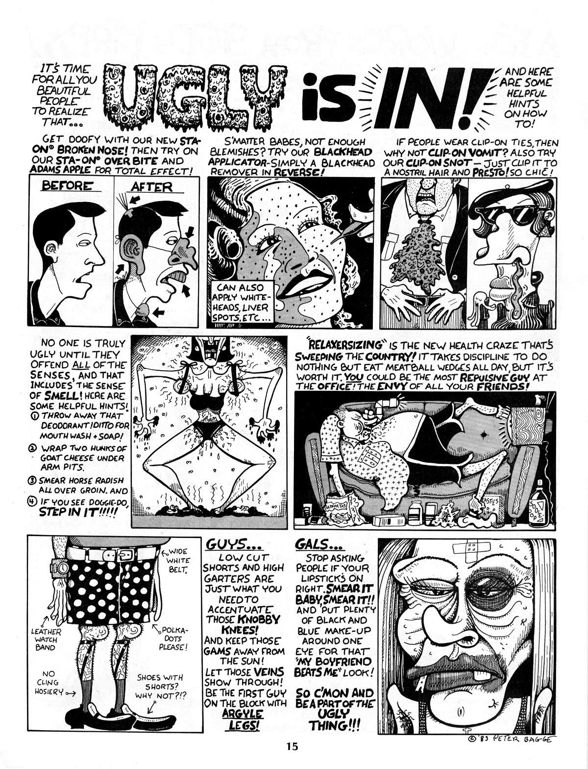 Read online Neat Stuff comic -  Issue #1 - 17