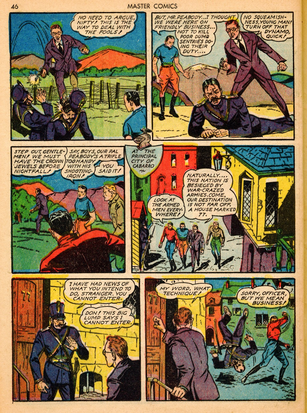 Master Comics issue 16 - Page 48