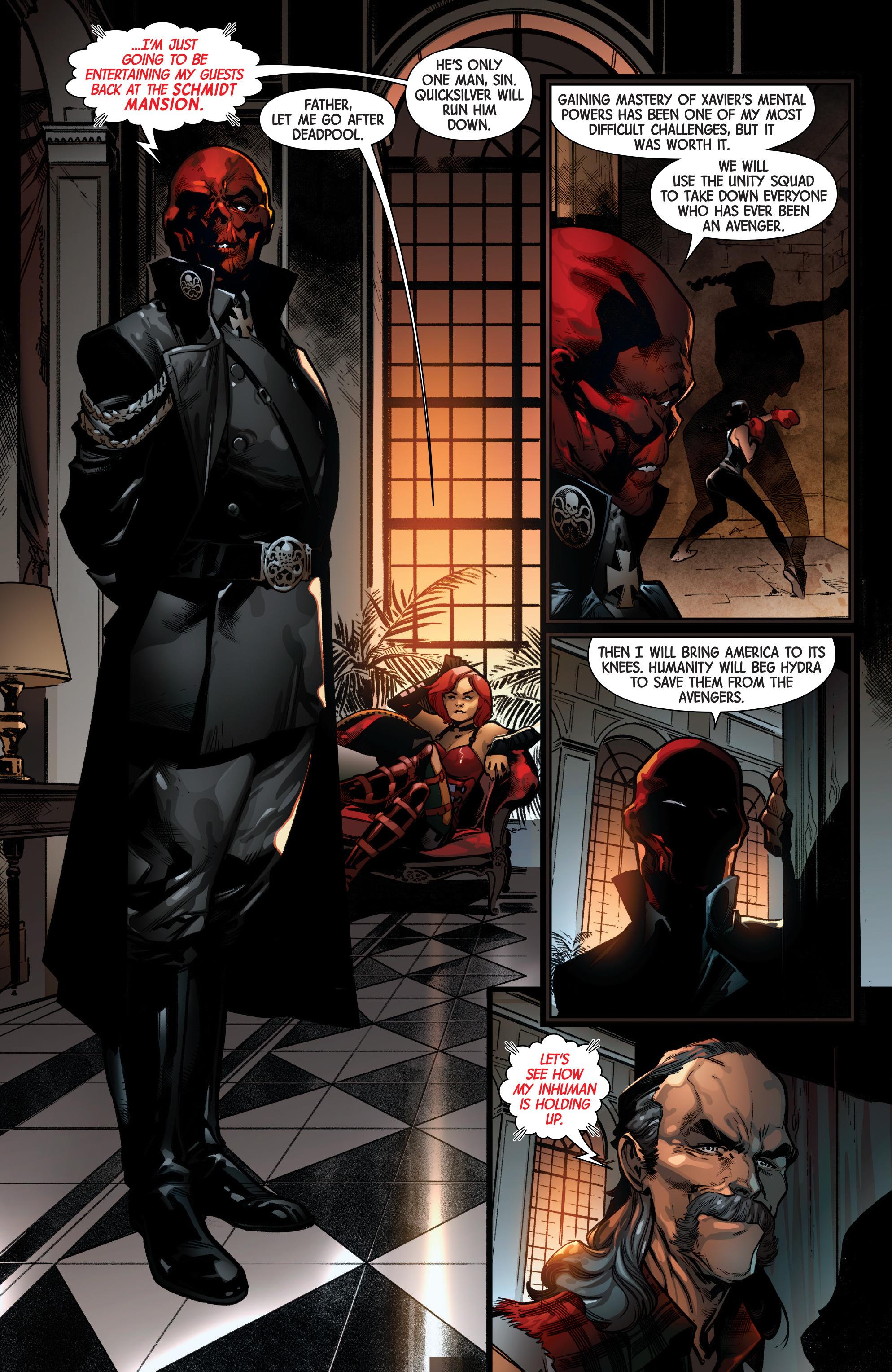 Read online Uncanny Avengers [II] comic -  Issue #19 - 5