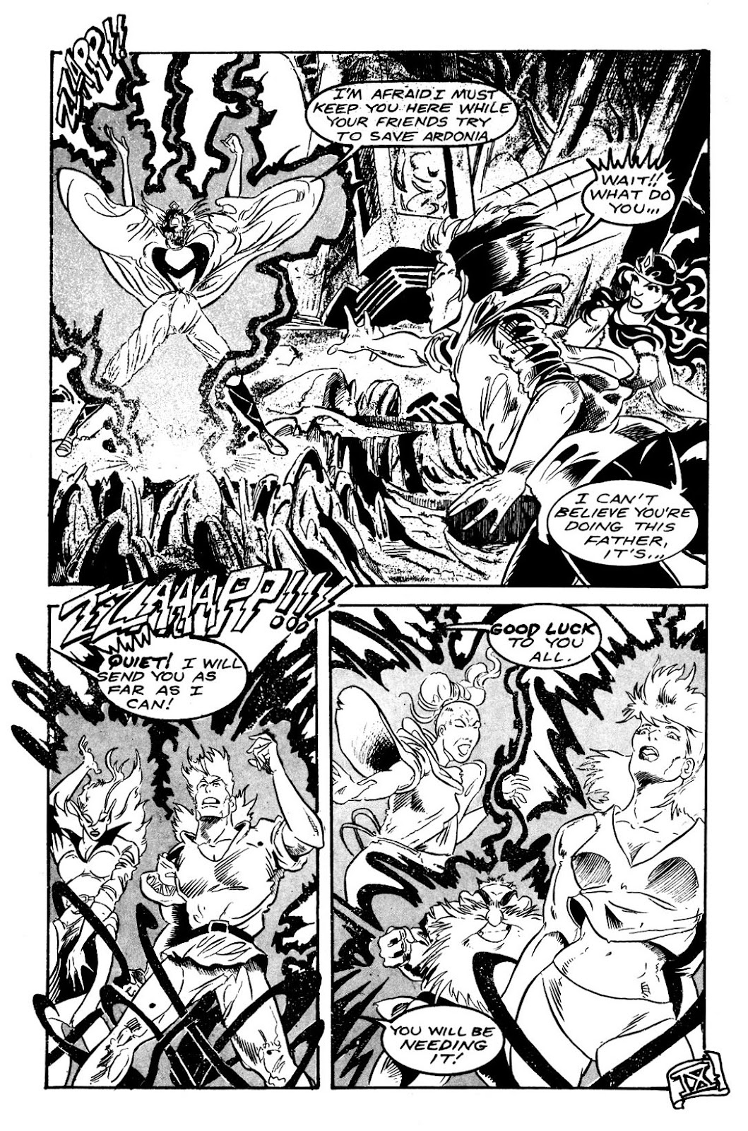 The Realm (1986) issue 20 - Page 13