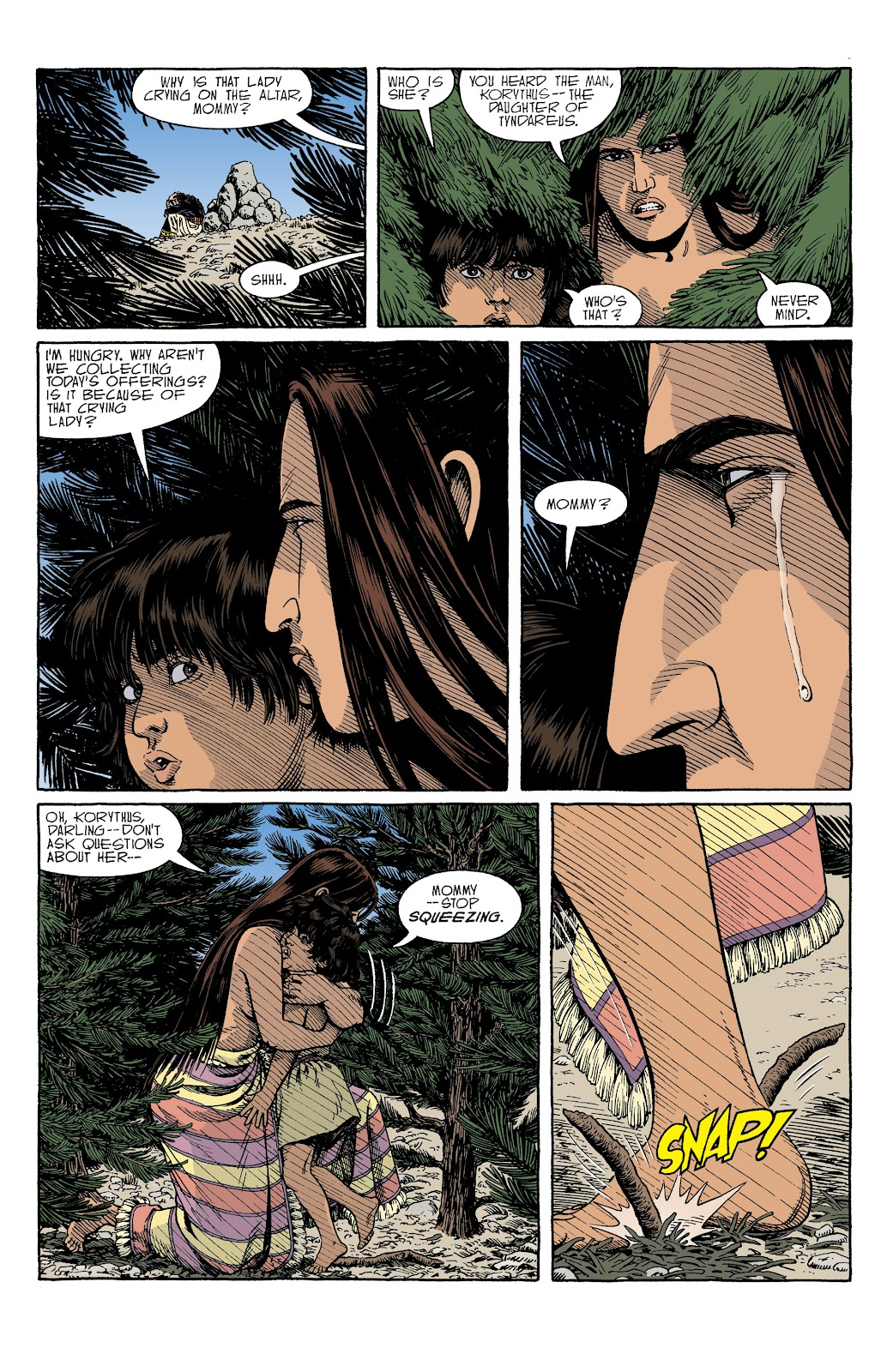 Read online Age of Bronze comic -  Issue #34 - 24