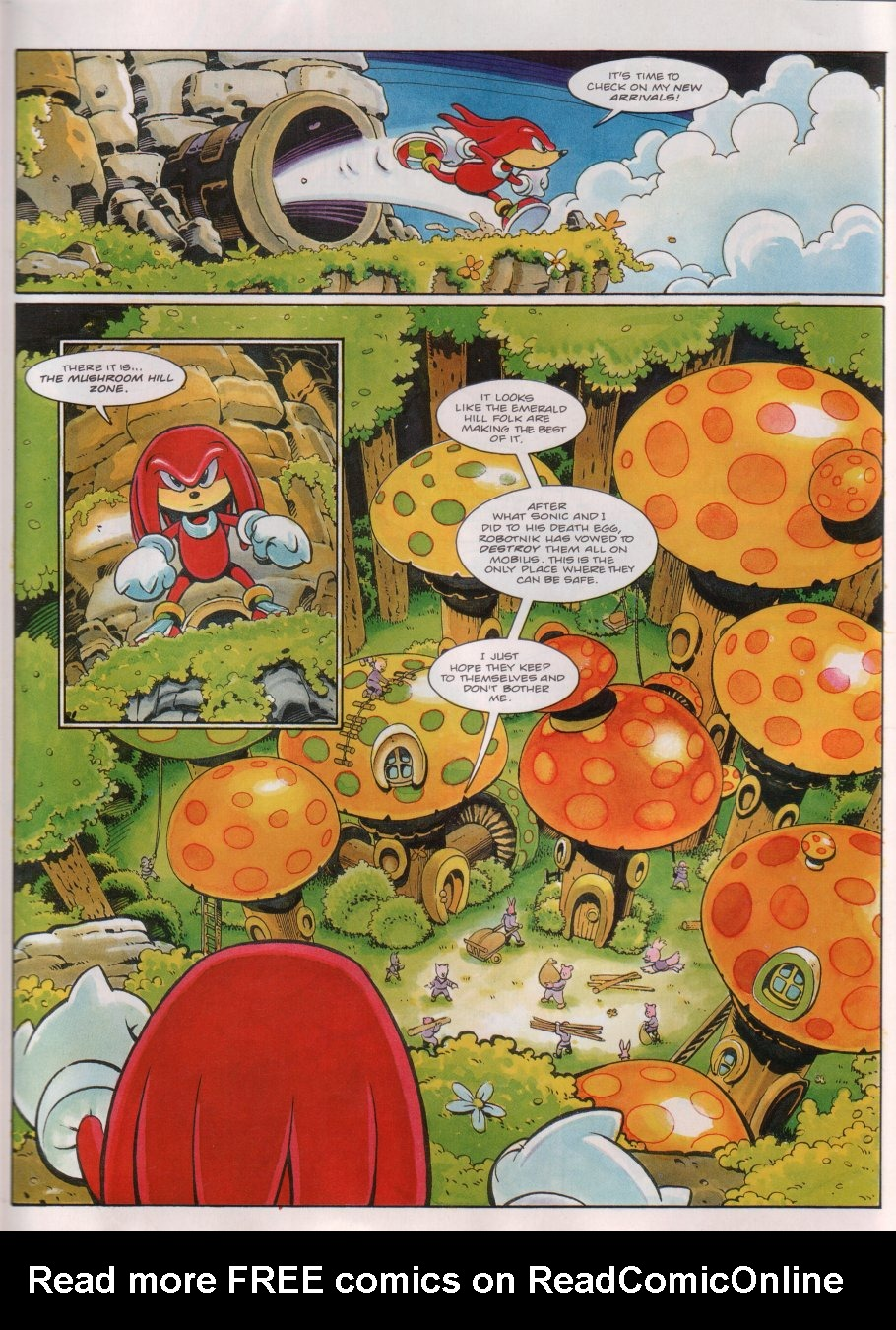 Read online Sonic the Comic comic -  Issue #53 - 19