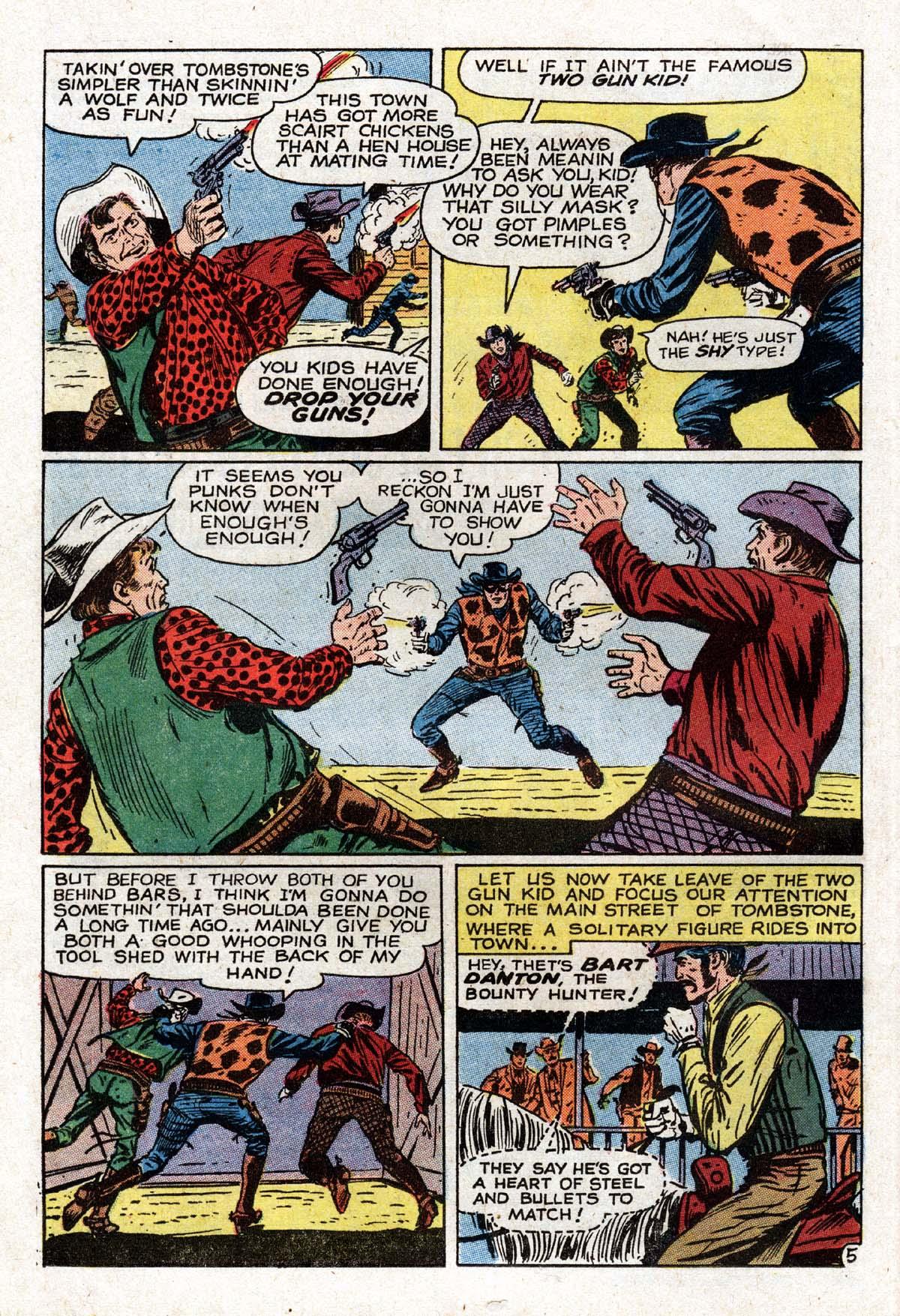Read online Two-Gun Kid comic -  Issue #104 - 26