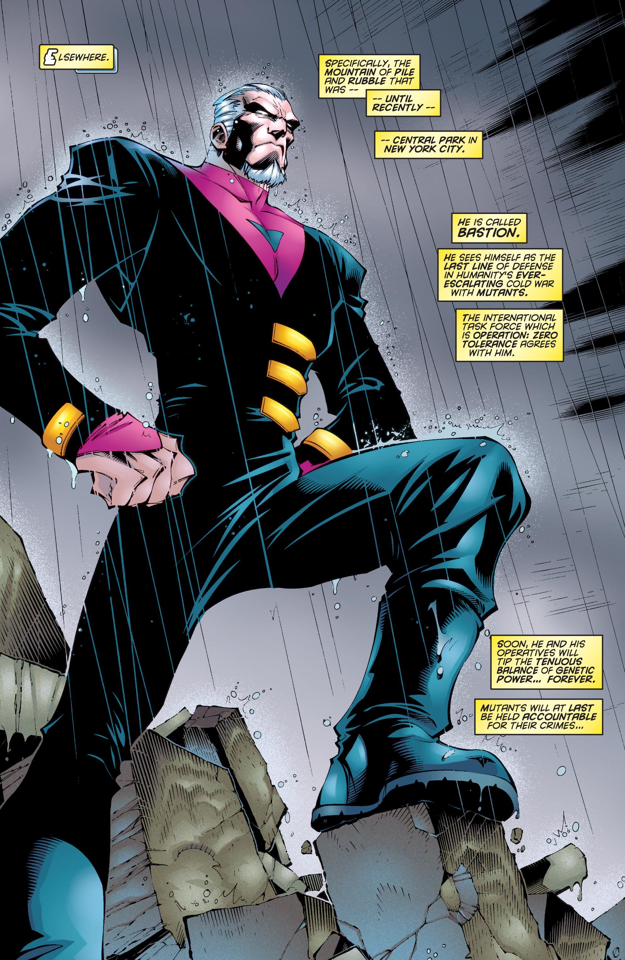 Read online Uncanny X-Men (1963) comic -  Issue #337 - 6