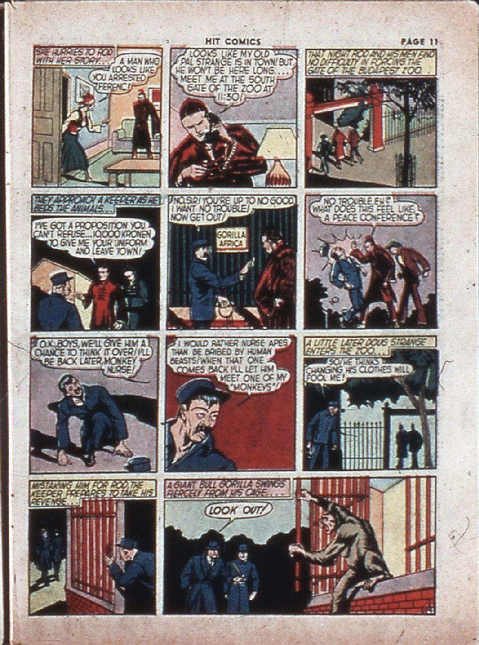 Read online Hit Comics comic -  Issue #4 - 13