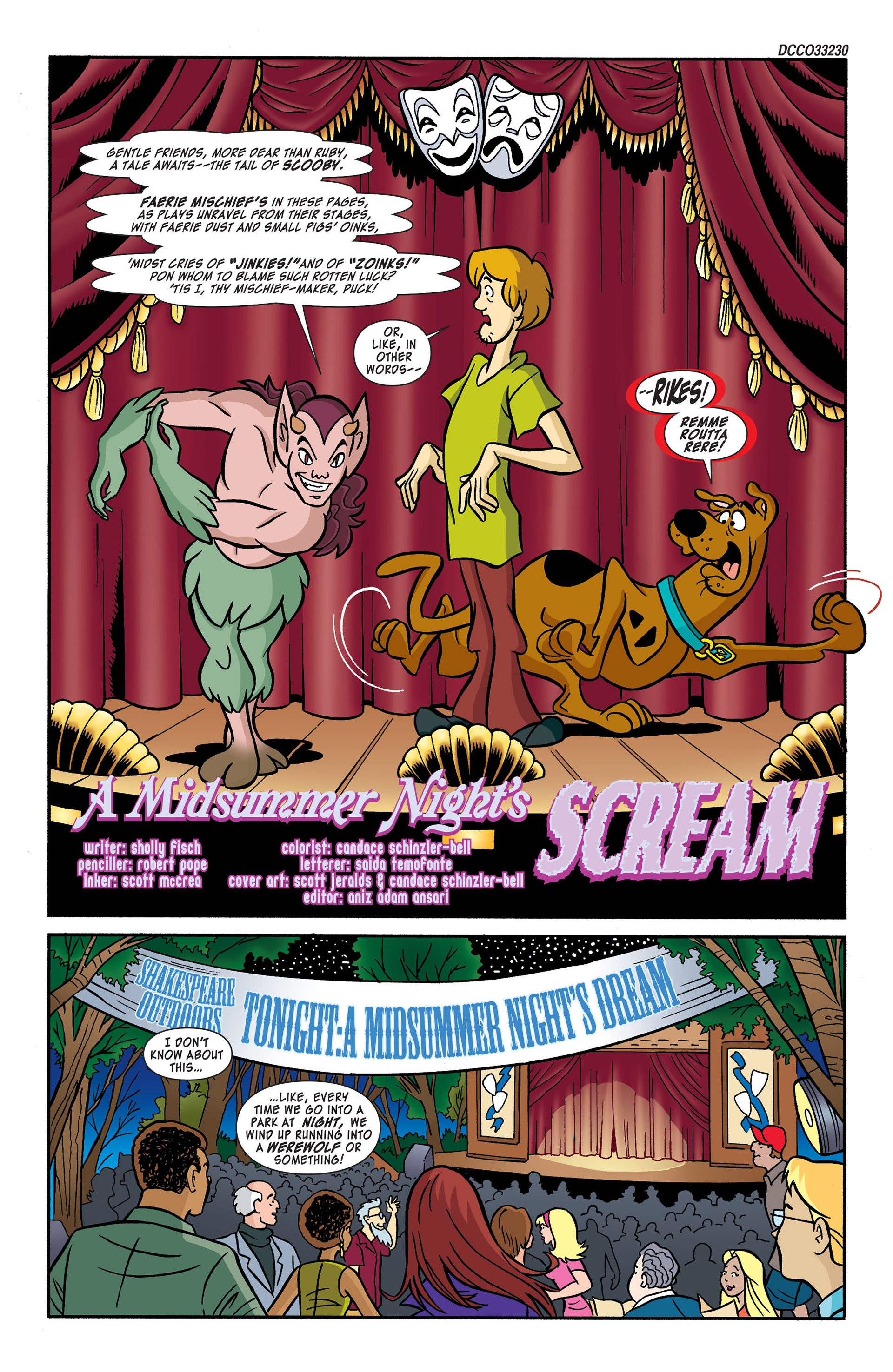 Read online Scooby-Doo: Where Are You? comic -  Issue #49 - 2
