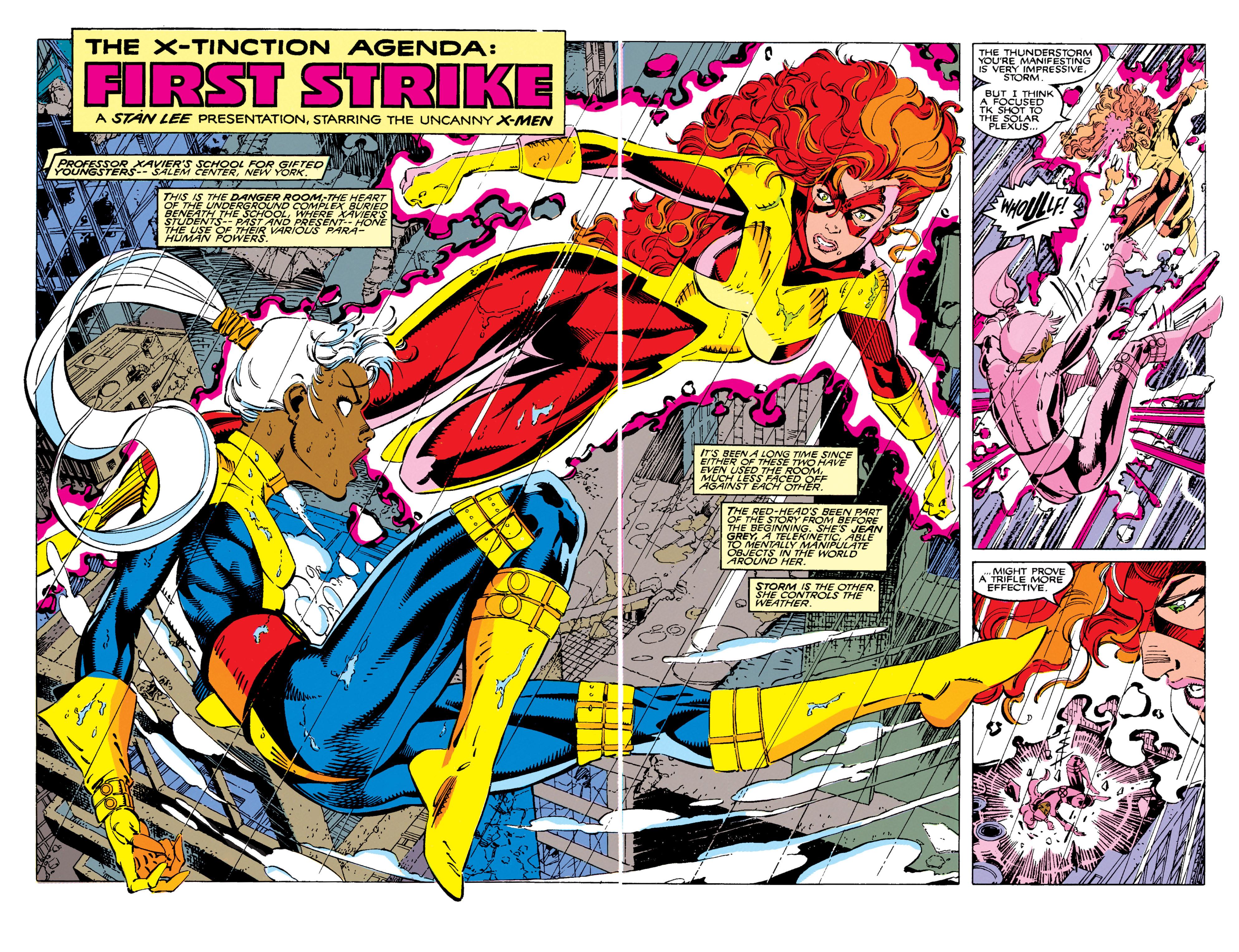 Read online Uncanny X-Men (1963) comic -  Issue #270 - 3