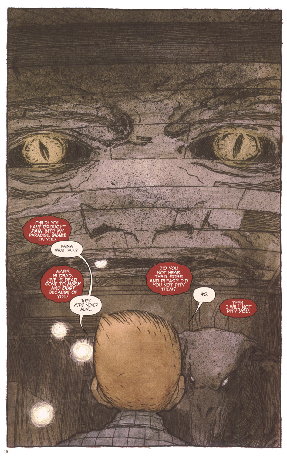 Read online Clive Barker's The Thief Of Always comic -  Issue #3 - 19