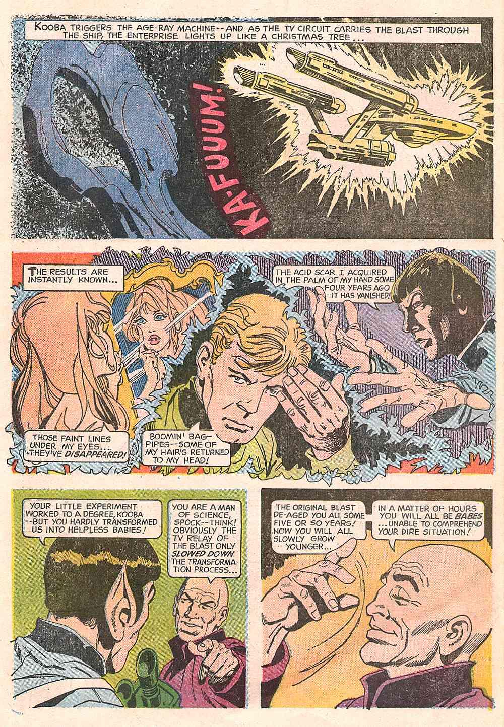 Star Trek (1967) issue 8 - Page 21
