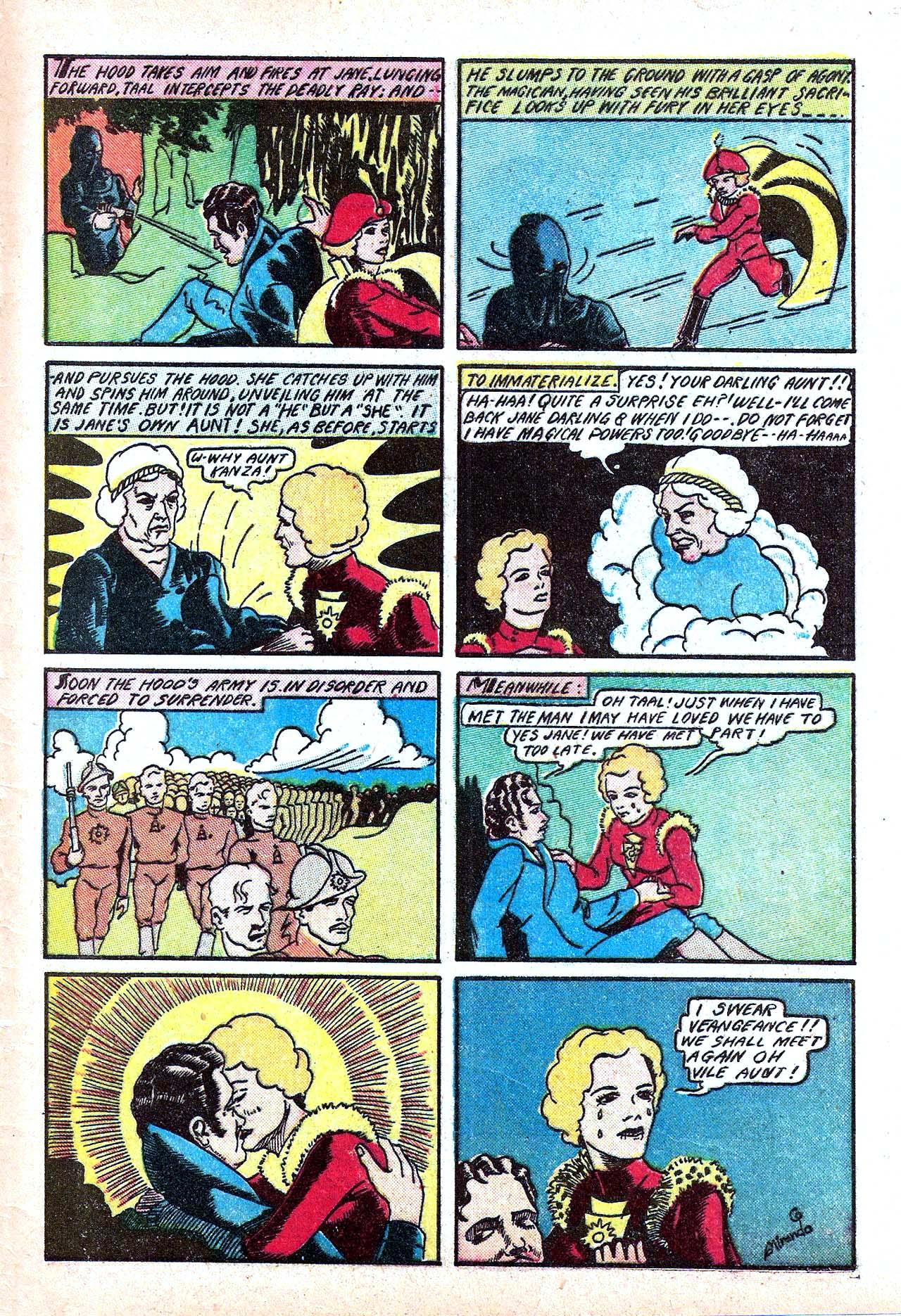Read online Amazing Man Comics comic -  Issue #11 - 65