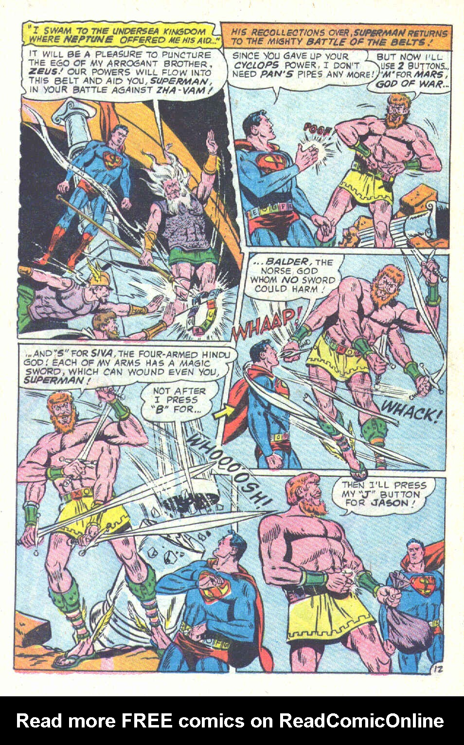Read online Action Comics (1938) comic -  Issue #353 - 14