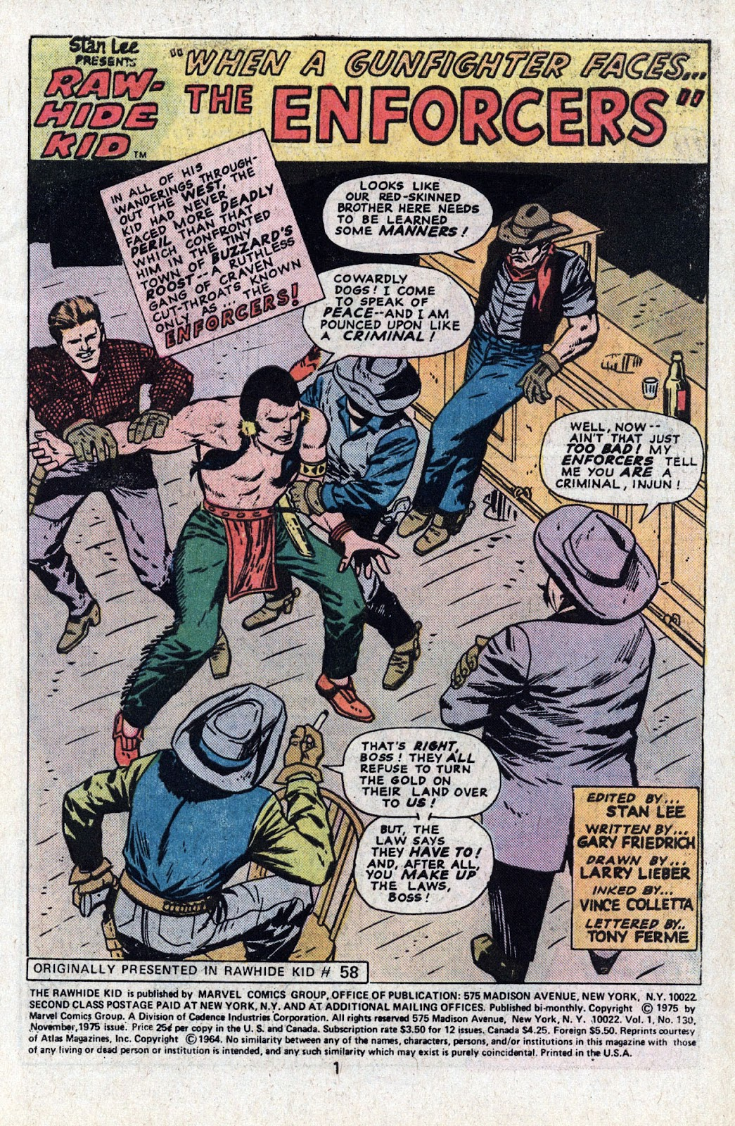 The Rawhide Kid (1955) issue 130 - Page 3
