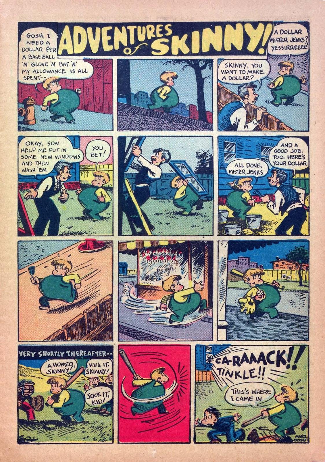 Read online Joker Comics comic -  Issue #4 - 21