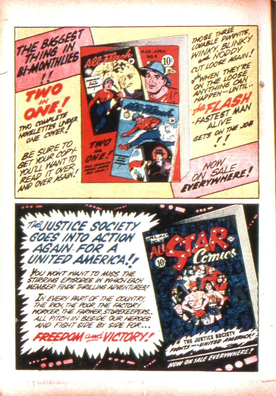 Read online Sensation (Mystery) Comics comic -  Issue #17 - 44