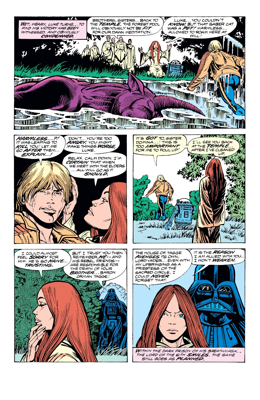 Read online Star Wars Legends: The Original Marvel Years - Epic Collection comic -  Issue # TPB 2 (Part 3) - 63