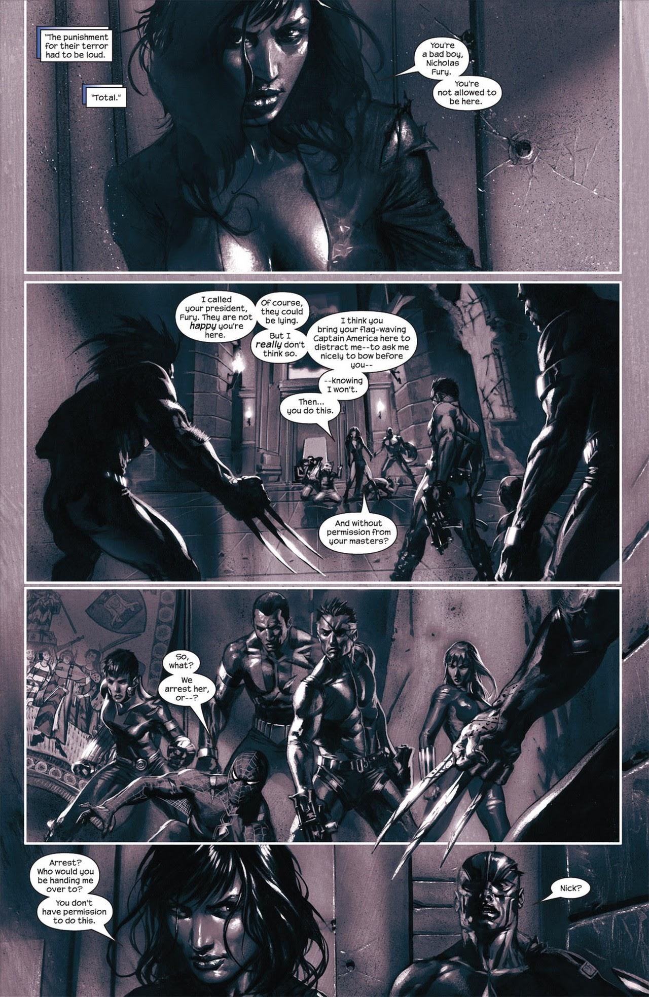 Secret War #5 #6 - English 19