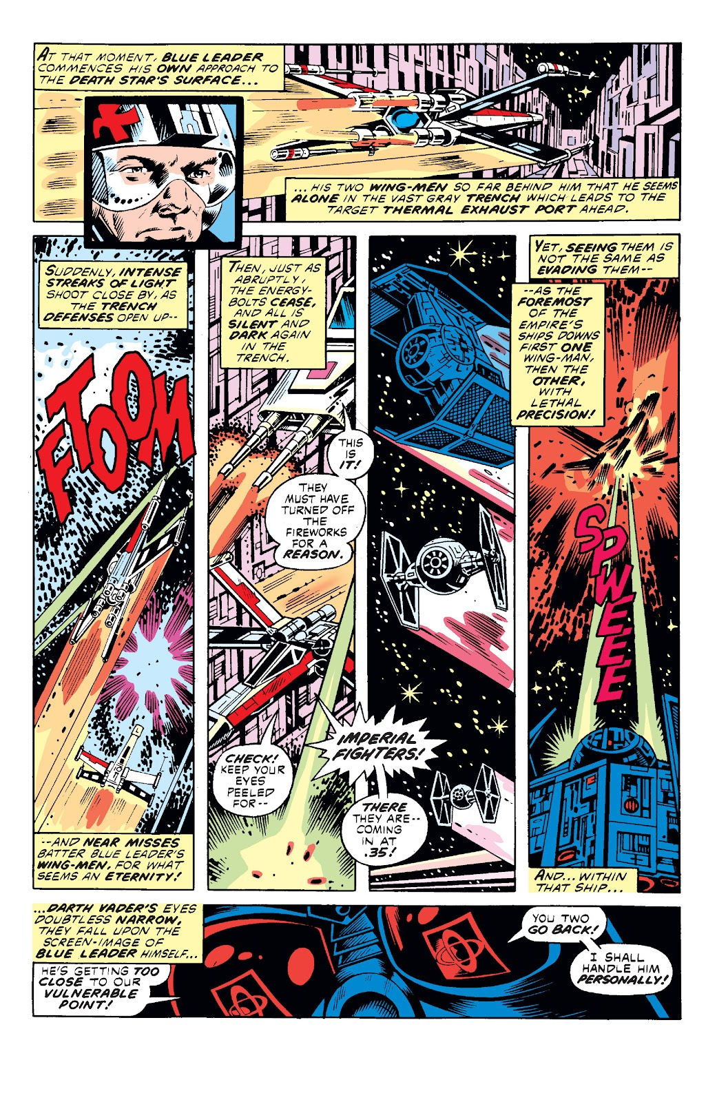 Read online Star Wars Legends: The Original Marvel Years - Epic Collection comic -  Issue # TPB 1 (Part 2) - 7
