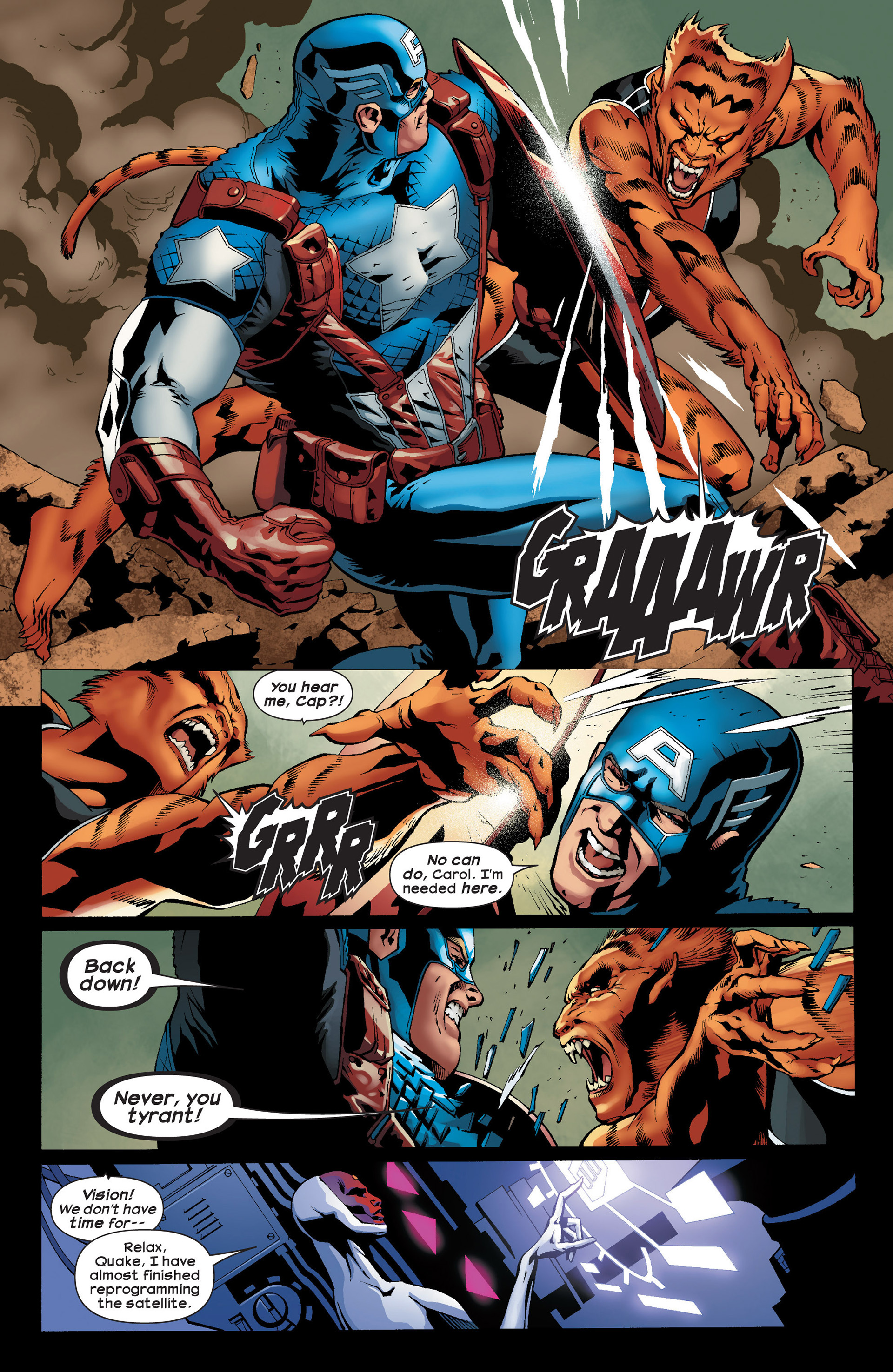 Read online Ultimate Comics Ultimates comic -  Issue #23 - 15