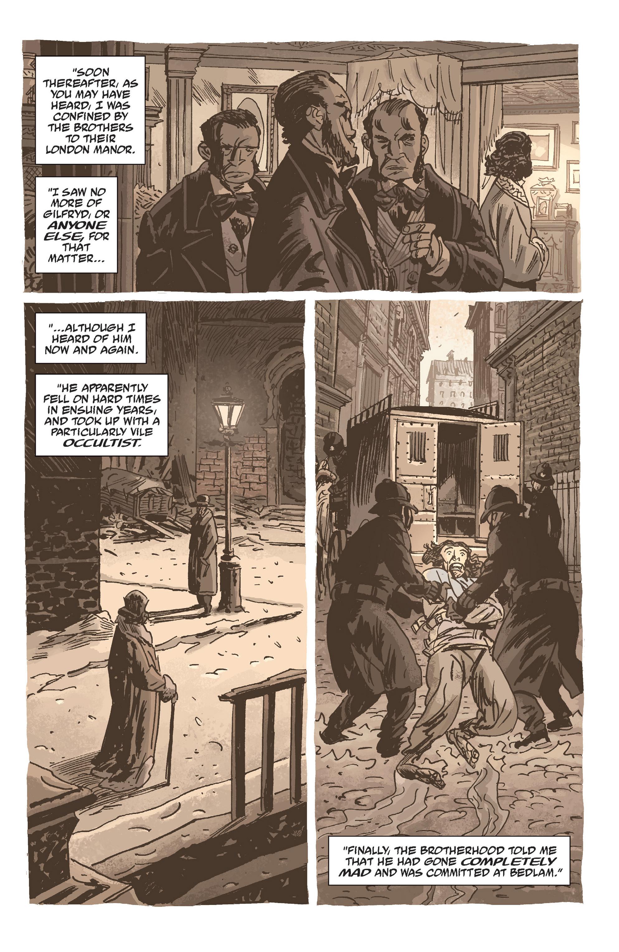 Read online B.P.R.D. (2003) comic -  Issue # TPB 10 - 35