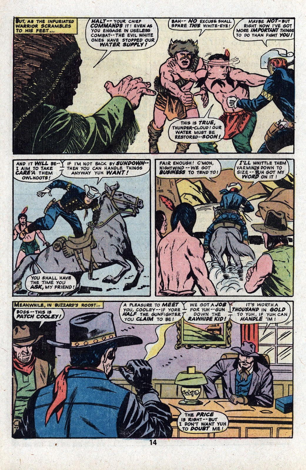 The Rawhide Kid (1955) issue 130 - Page 16