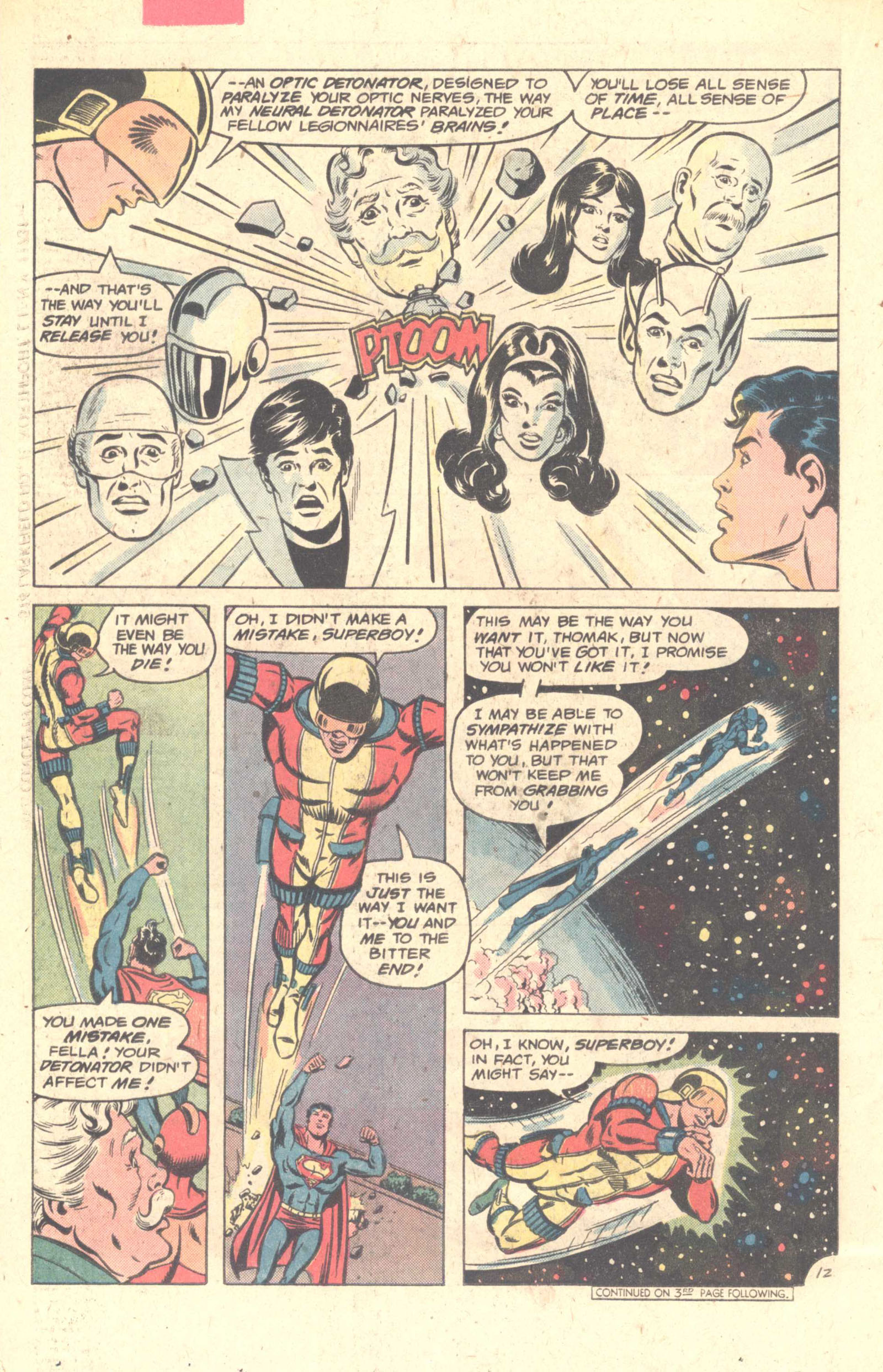 Legion of Super-Heroes (1980) 259 Page 20