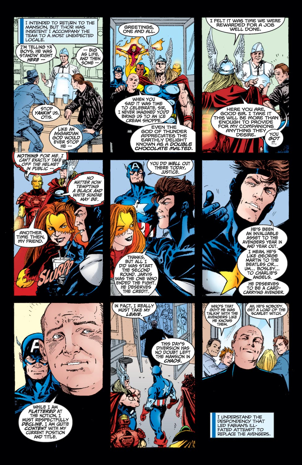 Avengers (1998) issue _Annual_1 - Page 37