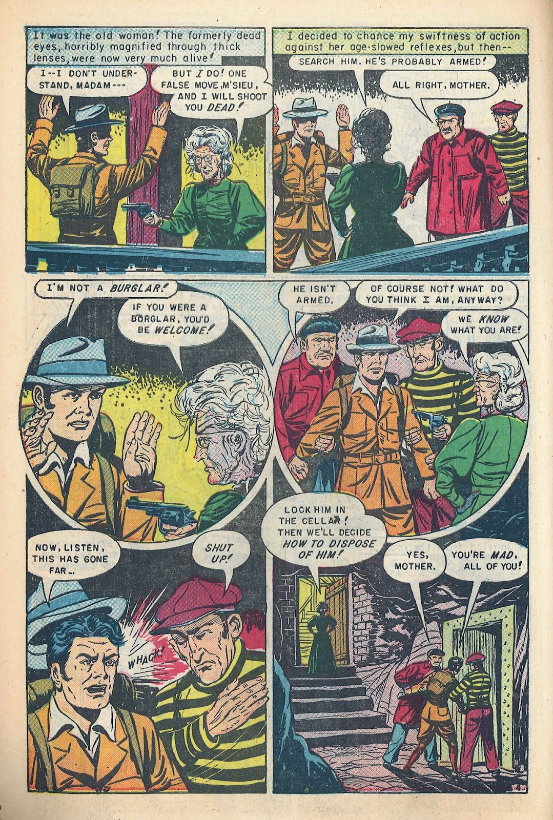 Read online Famous Funnies comic -  Issue #203 - 6