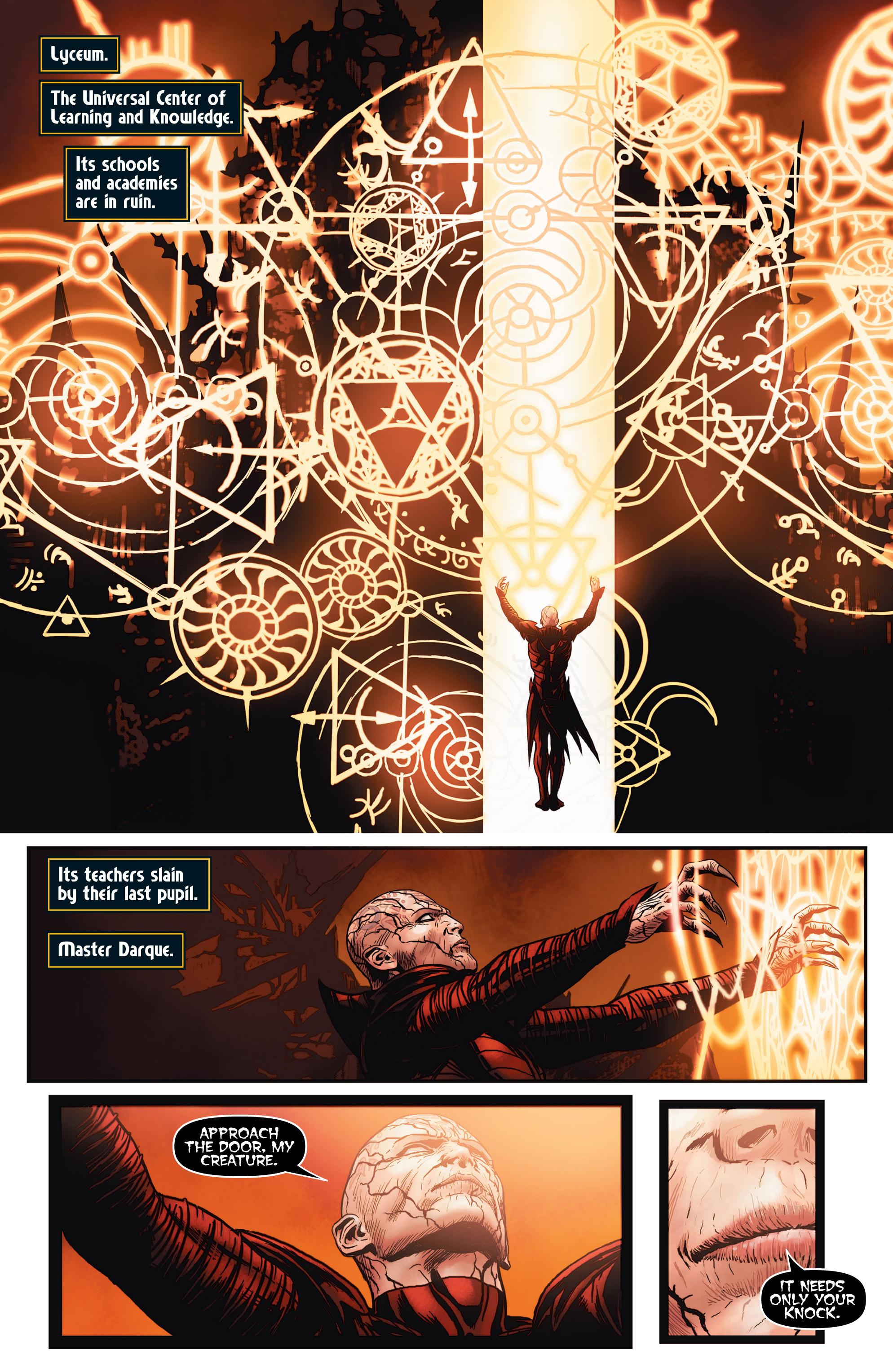 Read online Shadowman (2012) comic -  Issue #4 - 14